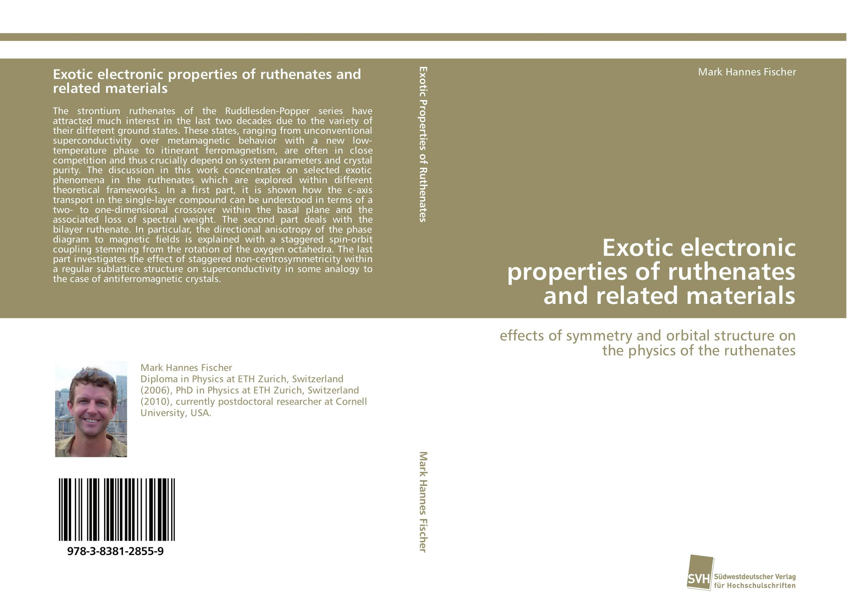 Exotic electronic properties of ruthenates and related materials the best exotic marigold hotel