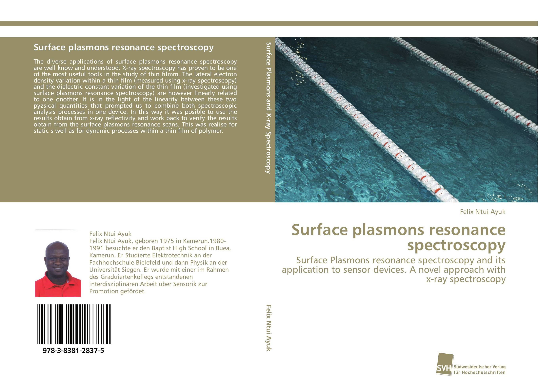 Surface plasmons resonance spectroscopy spectroscopy tutorial