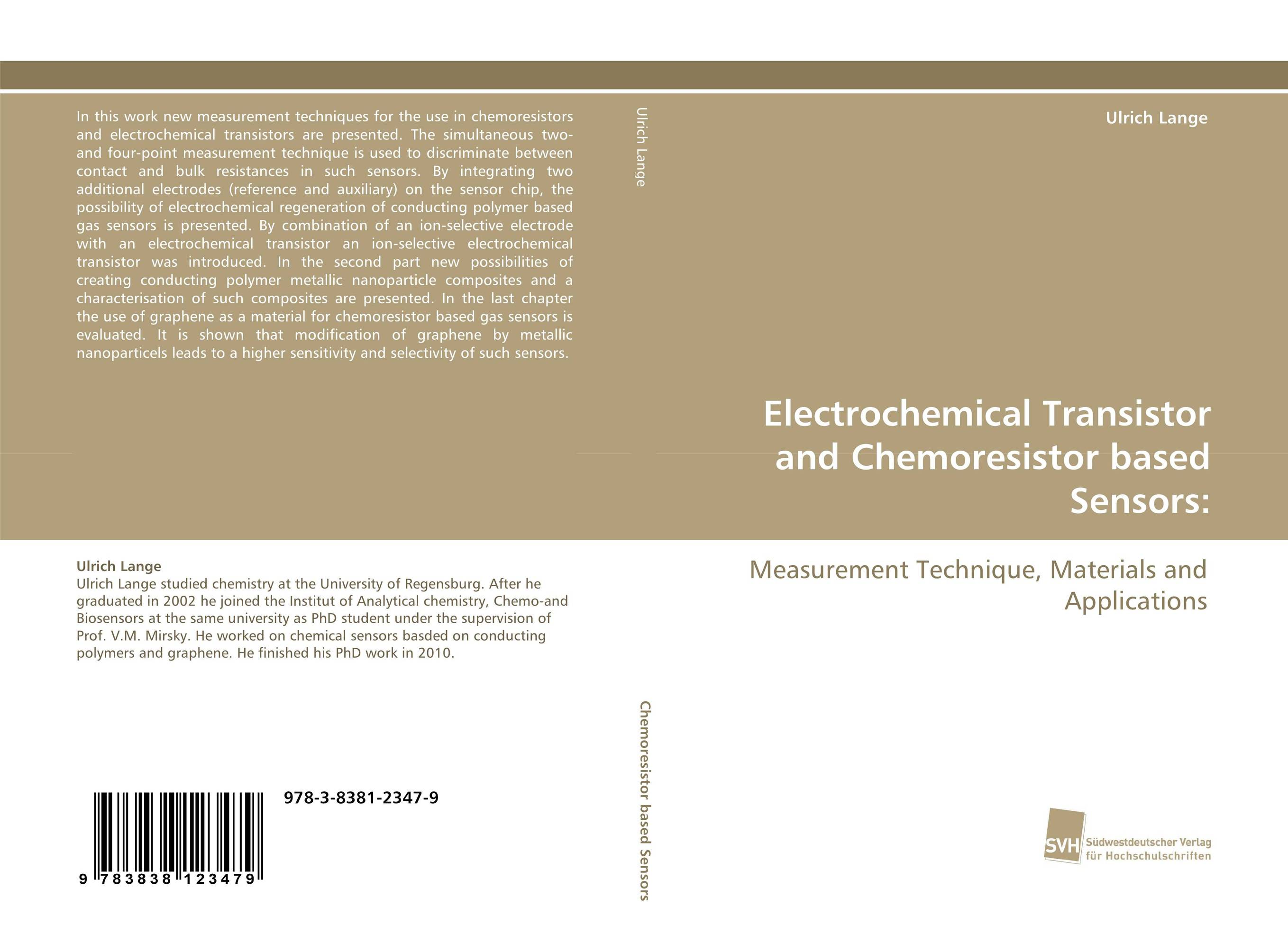 Electrochemical Transistor and Chemoresistor based Sensors: application of conducting polymer electrodes in cell impedance sensing
