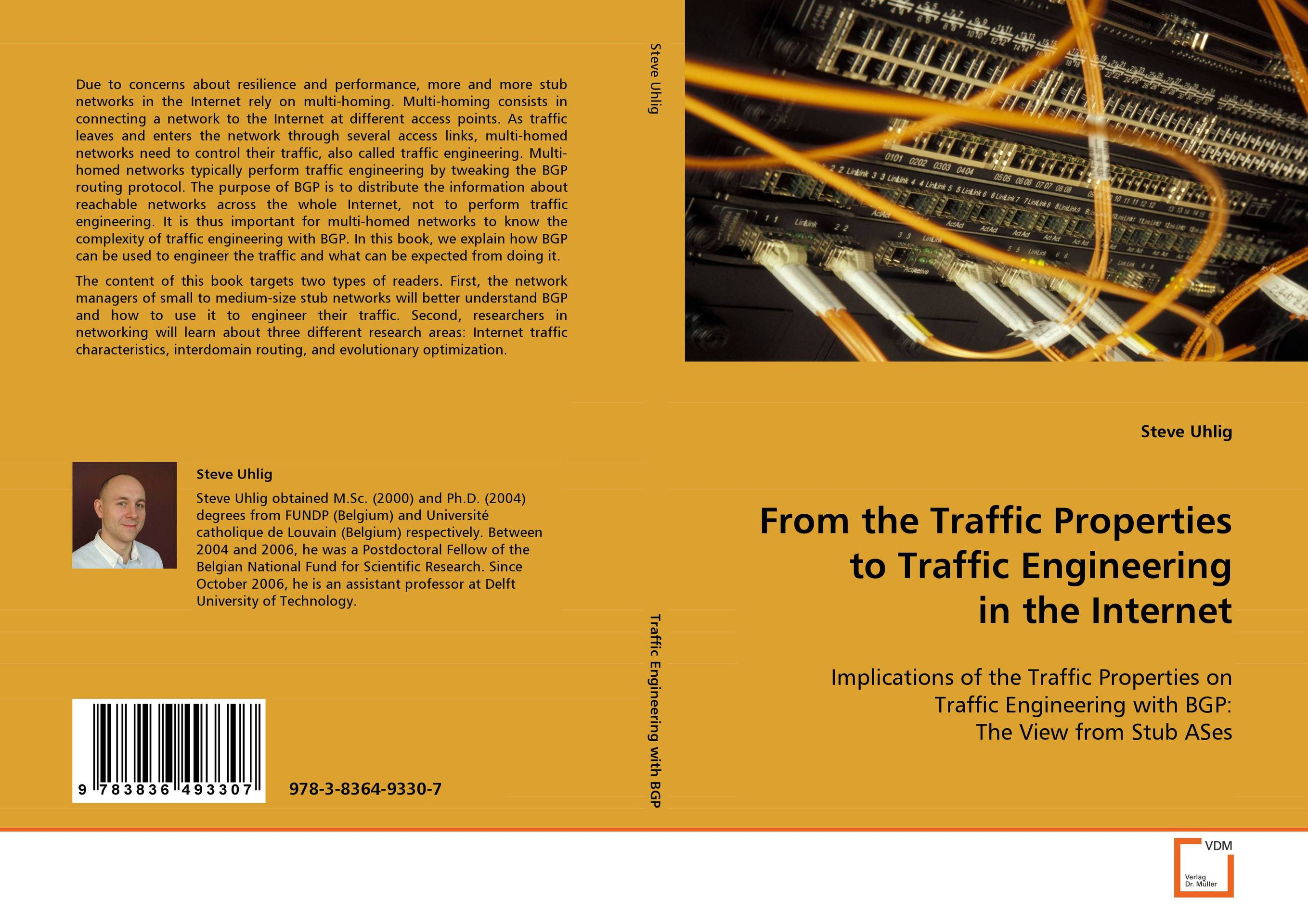 From the Traffic Properties to Traffic Engineering inthe Internet