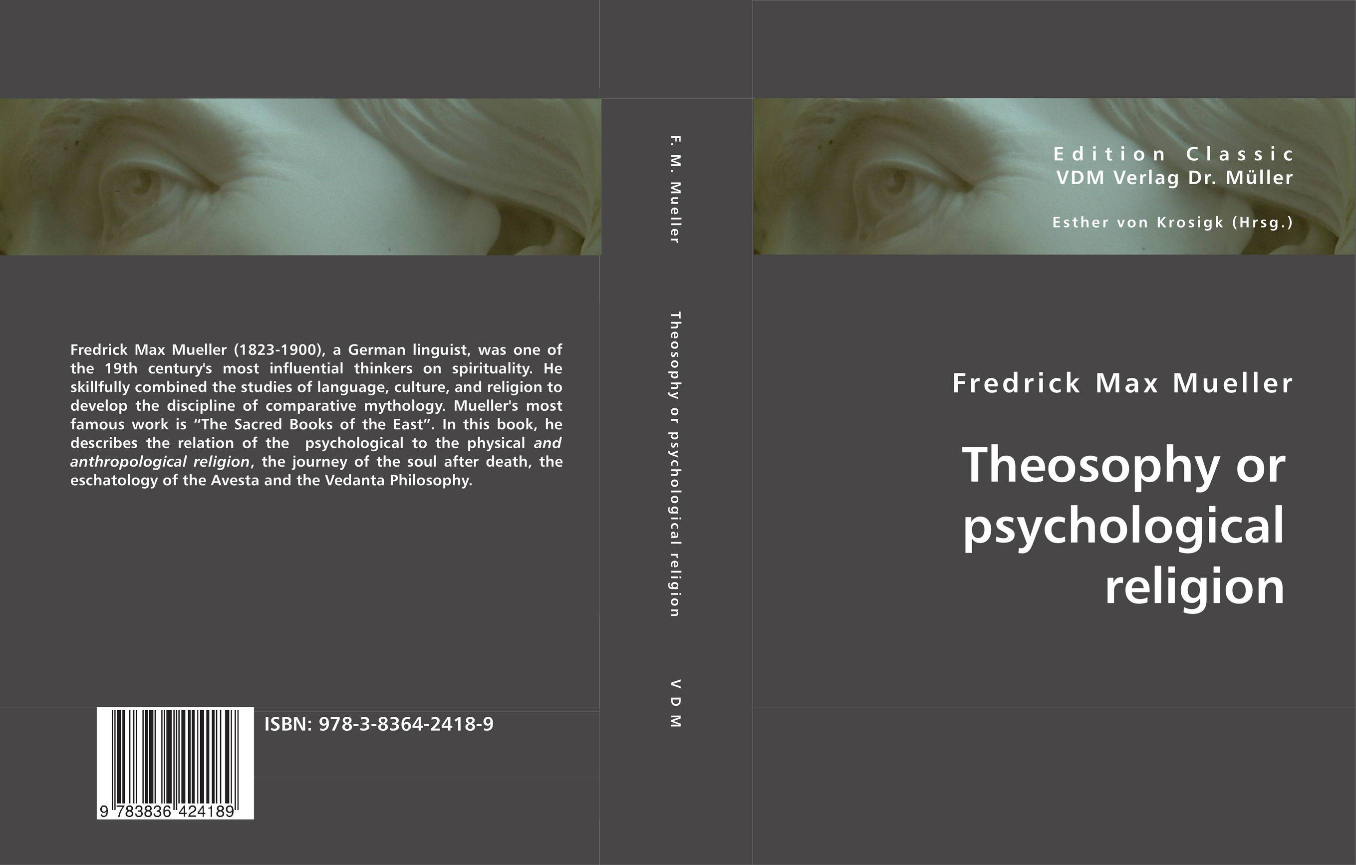 Theosophy or psychological religion oxford studies in philosophy of religion volume 8