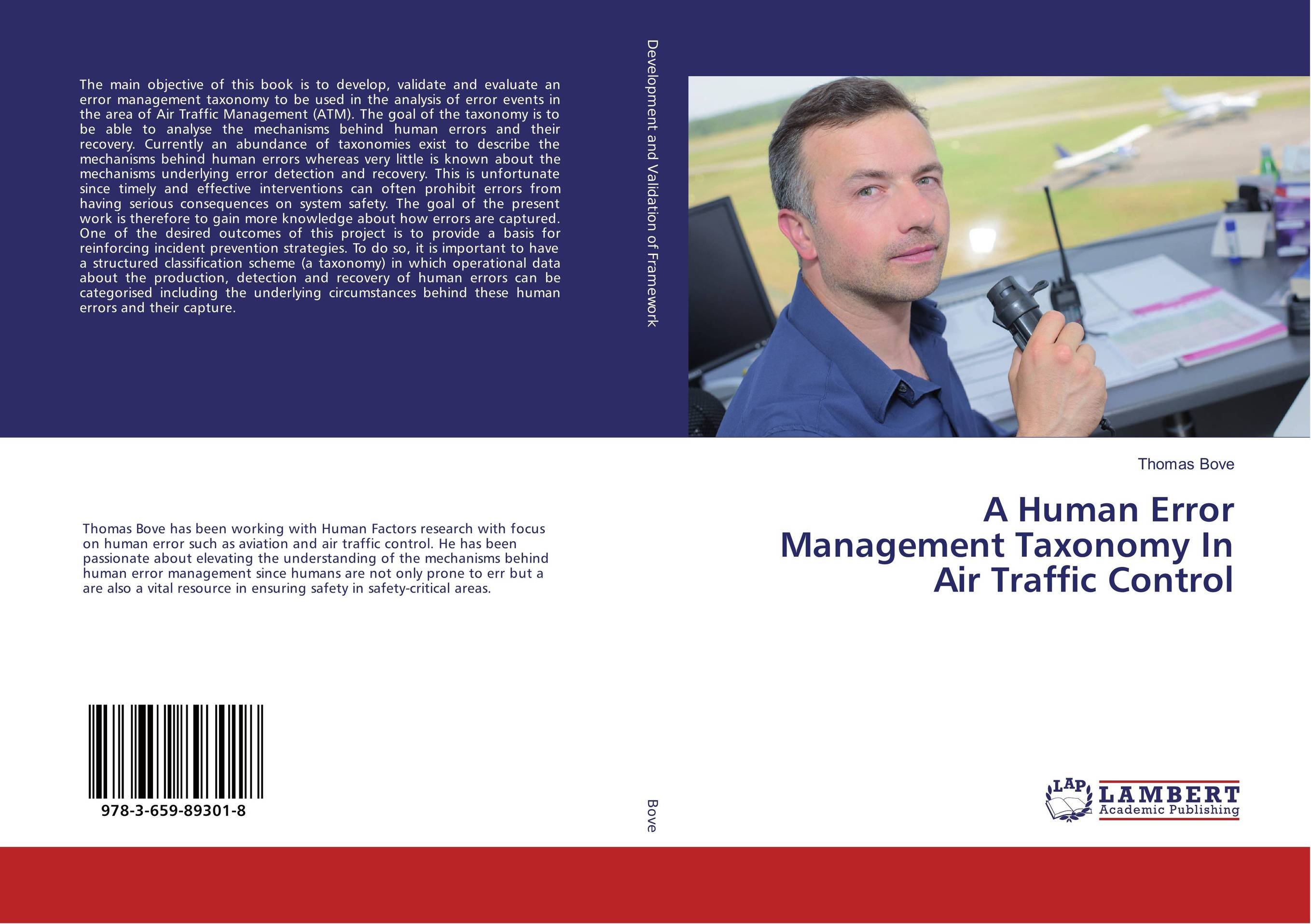 A Human Error Management Taxonomy In Air Traffic Control the comedy of errors