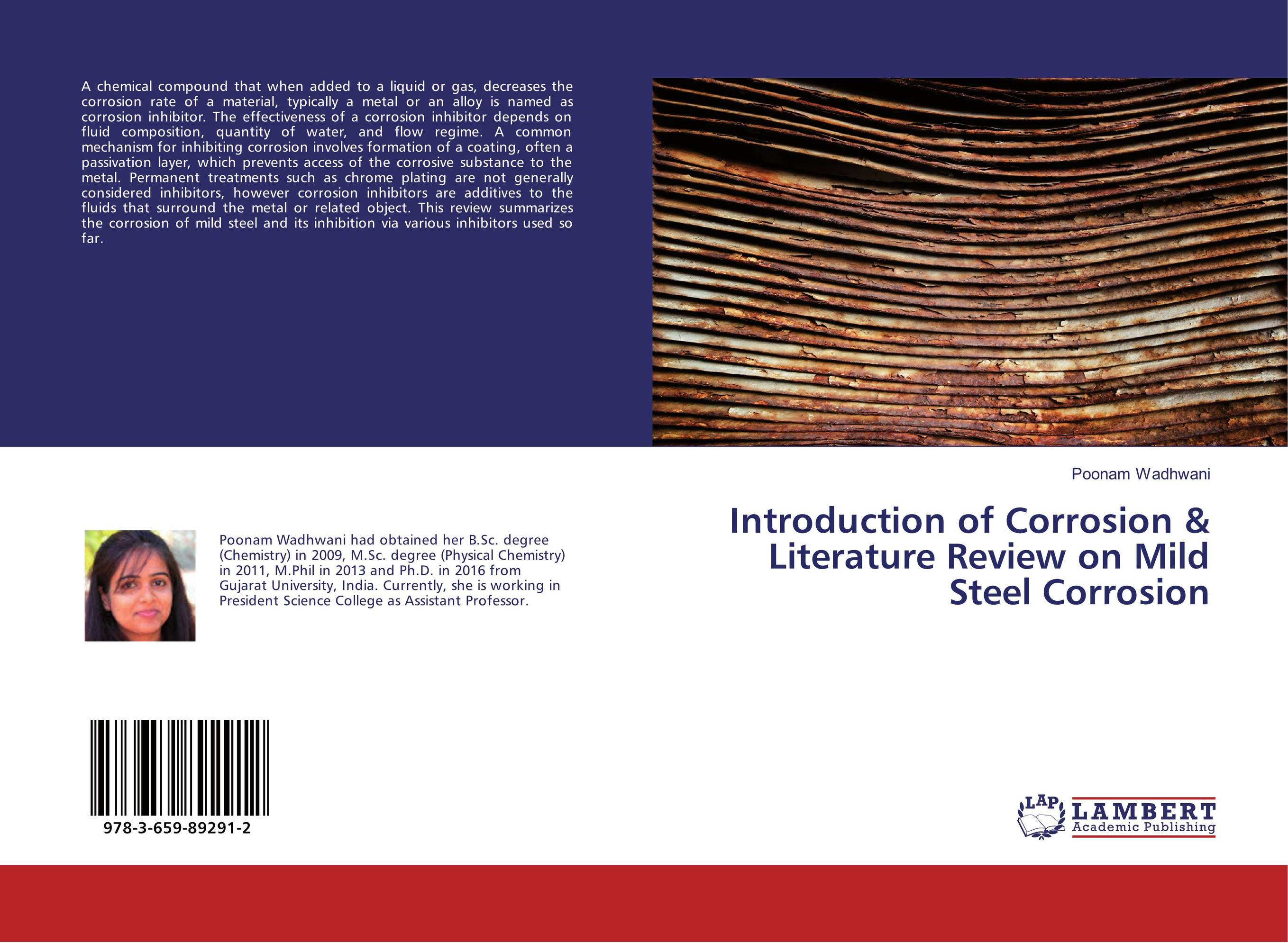 Introduction of Corrosion & Literature Review on Mild Steel Corrosion