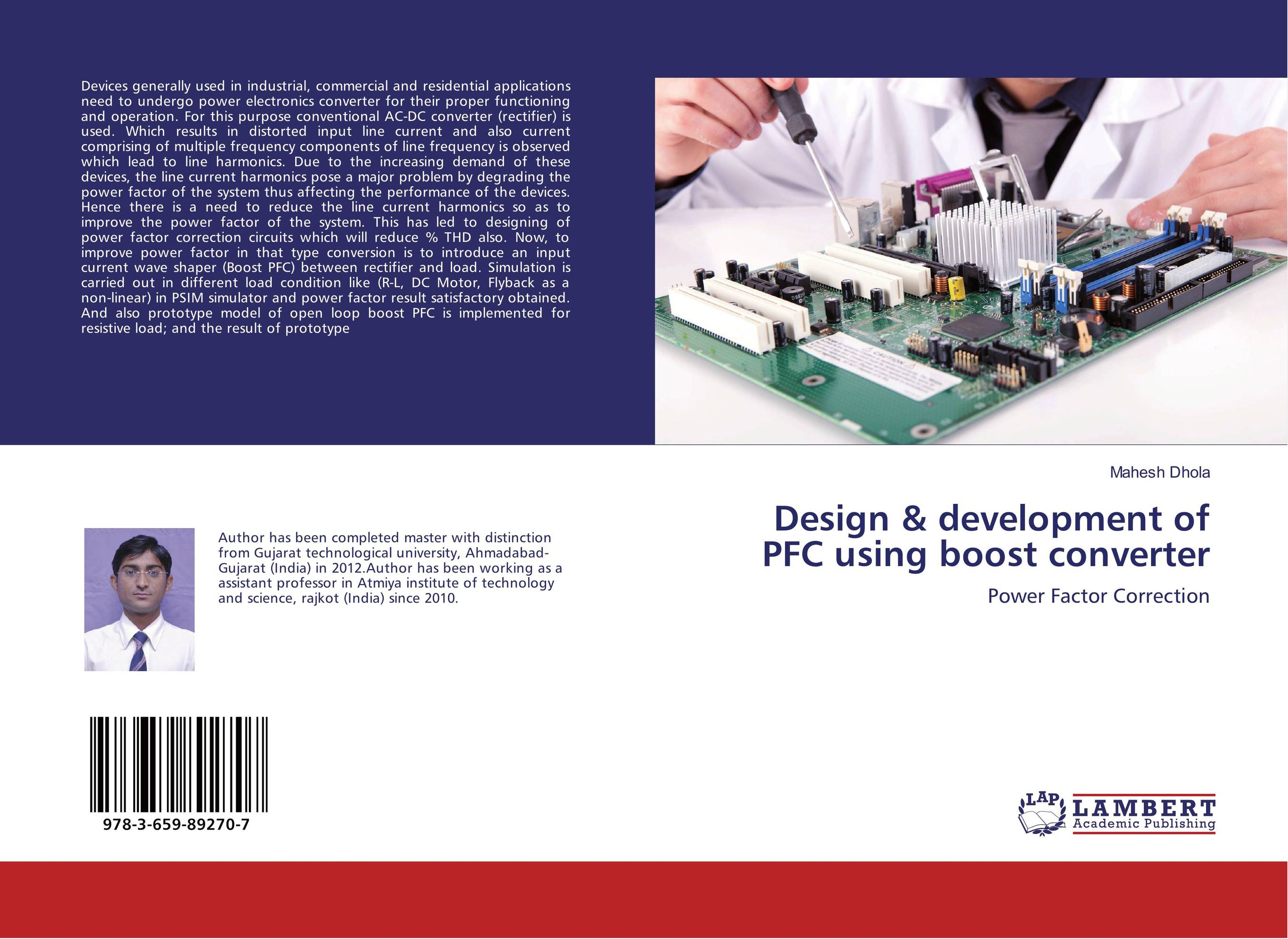 Design & development of PFC using boost converter john nash the deciding factor the power of analytics to make every decision a winner