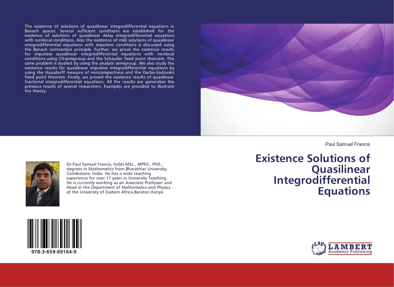 Existence Solutions of Quasilinear Integrodifferential Equations module amenability of banach algebras