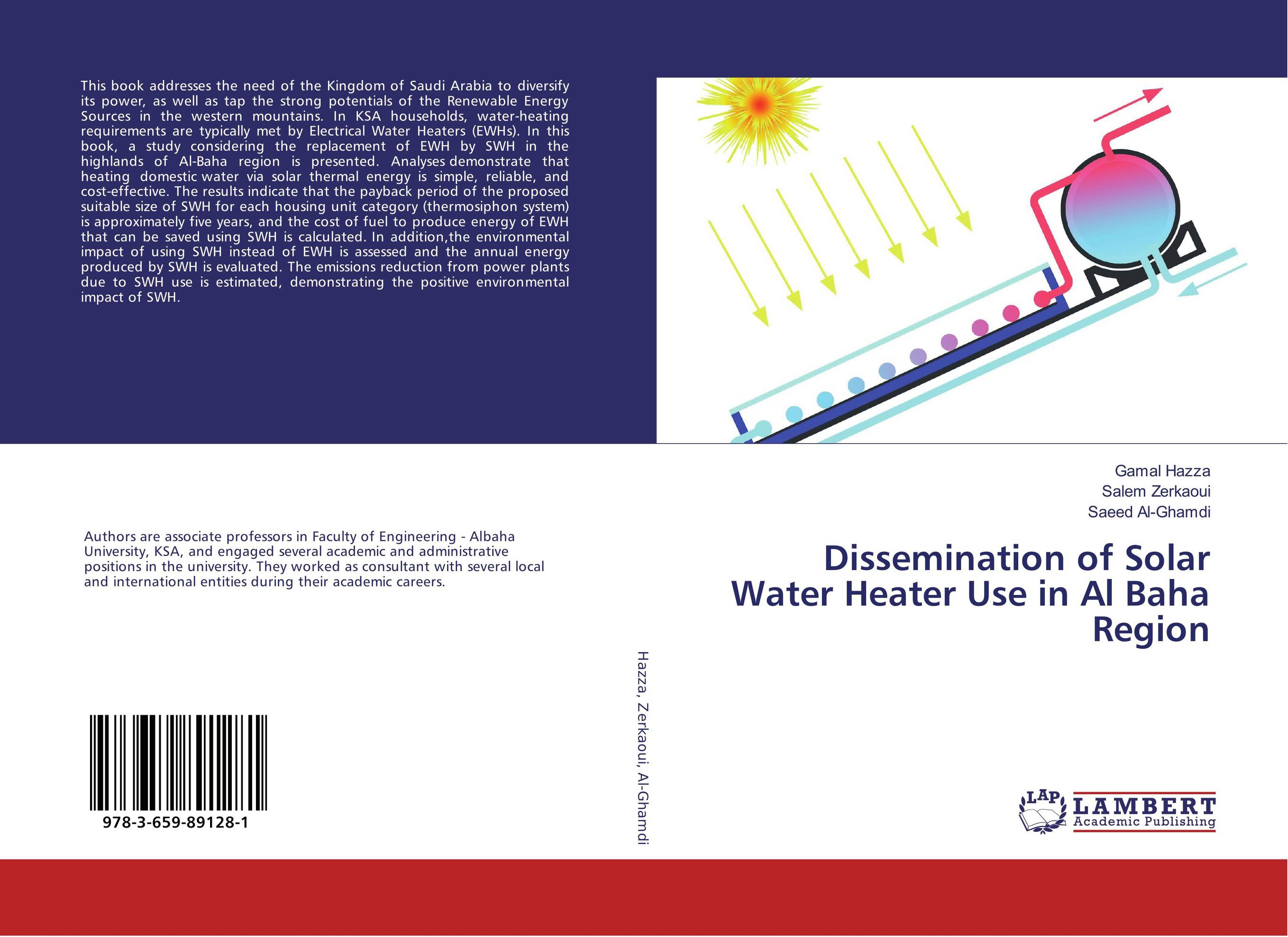 Dissemination of Solar Water Heater Use in Al Baha Region energy conservation and solar energy water heater electric heating tube flange air heating elements quartz glass heater tuebe
