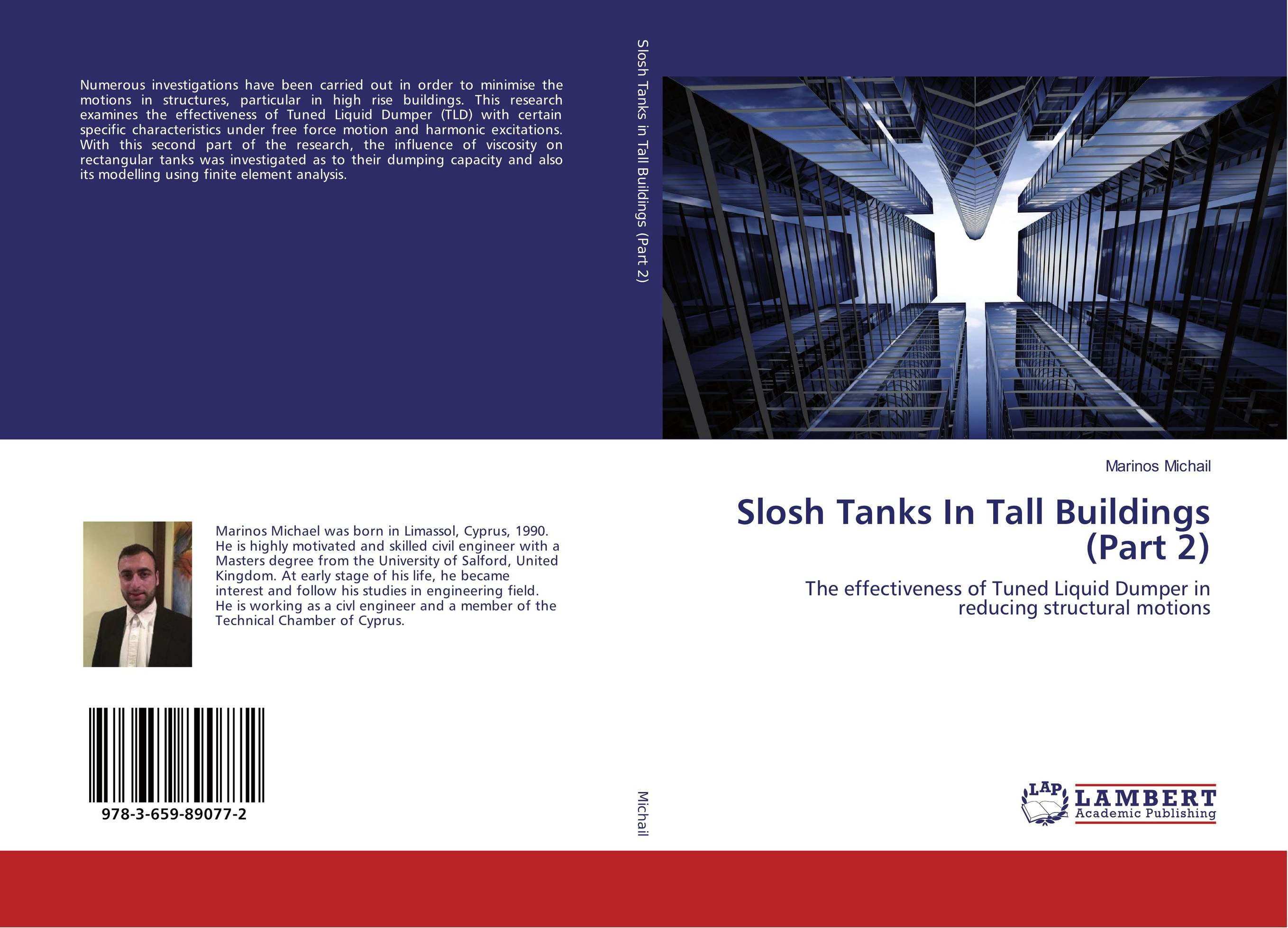 Slosh Tanks In Tall Buildings (Part 2)