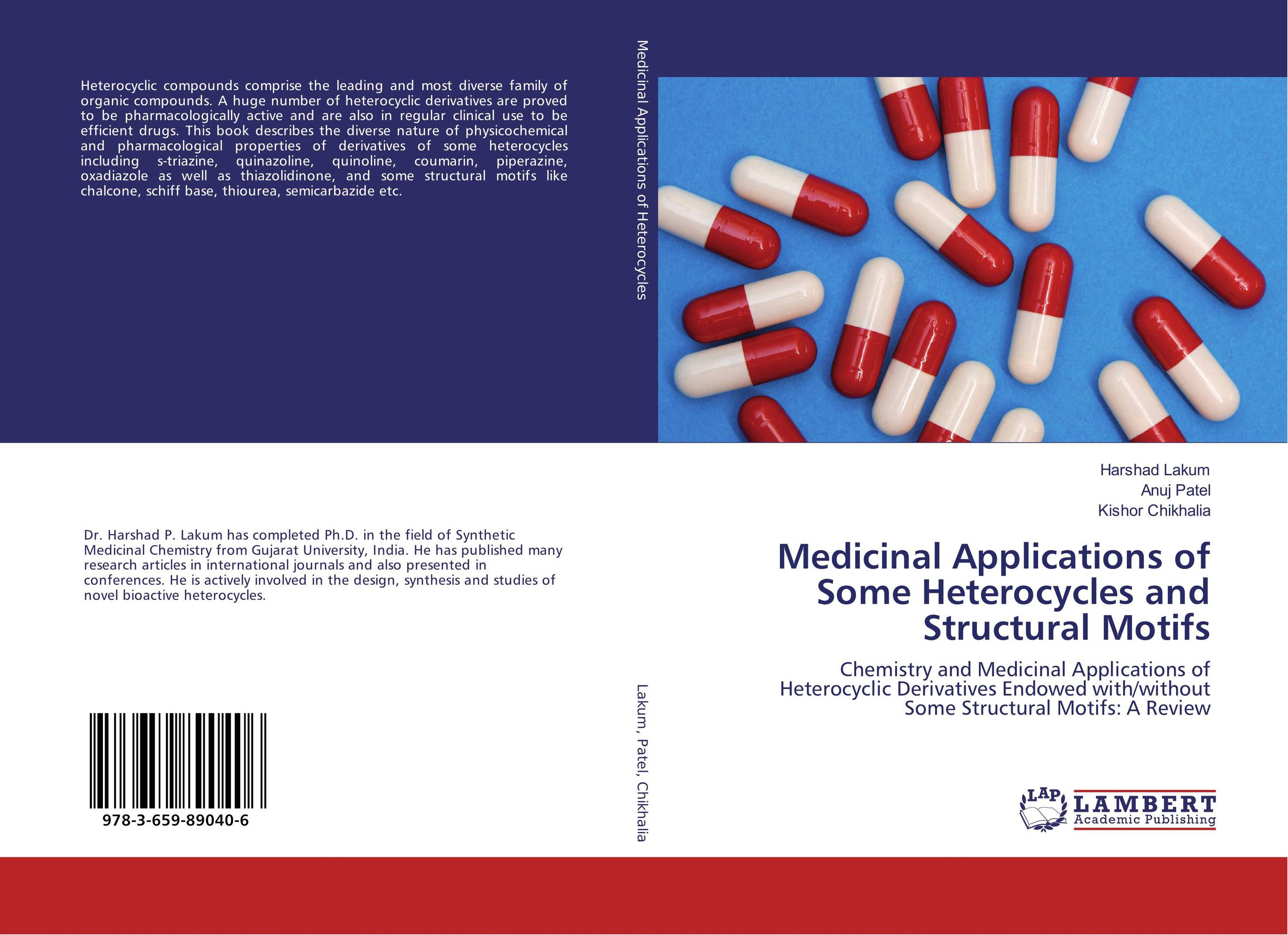 Medicinal Applications of Some Heterocycles and Structural Motifs mcfadden structural analysis of discrete data w ith econometric applications