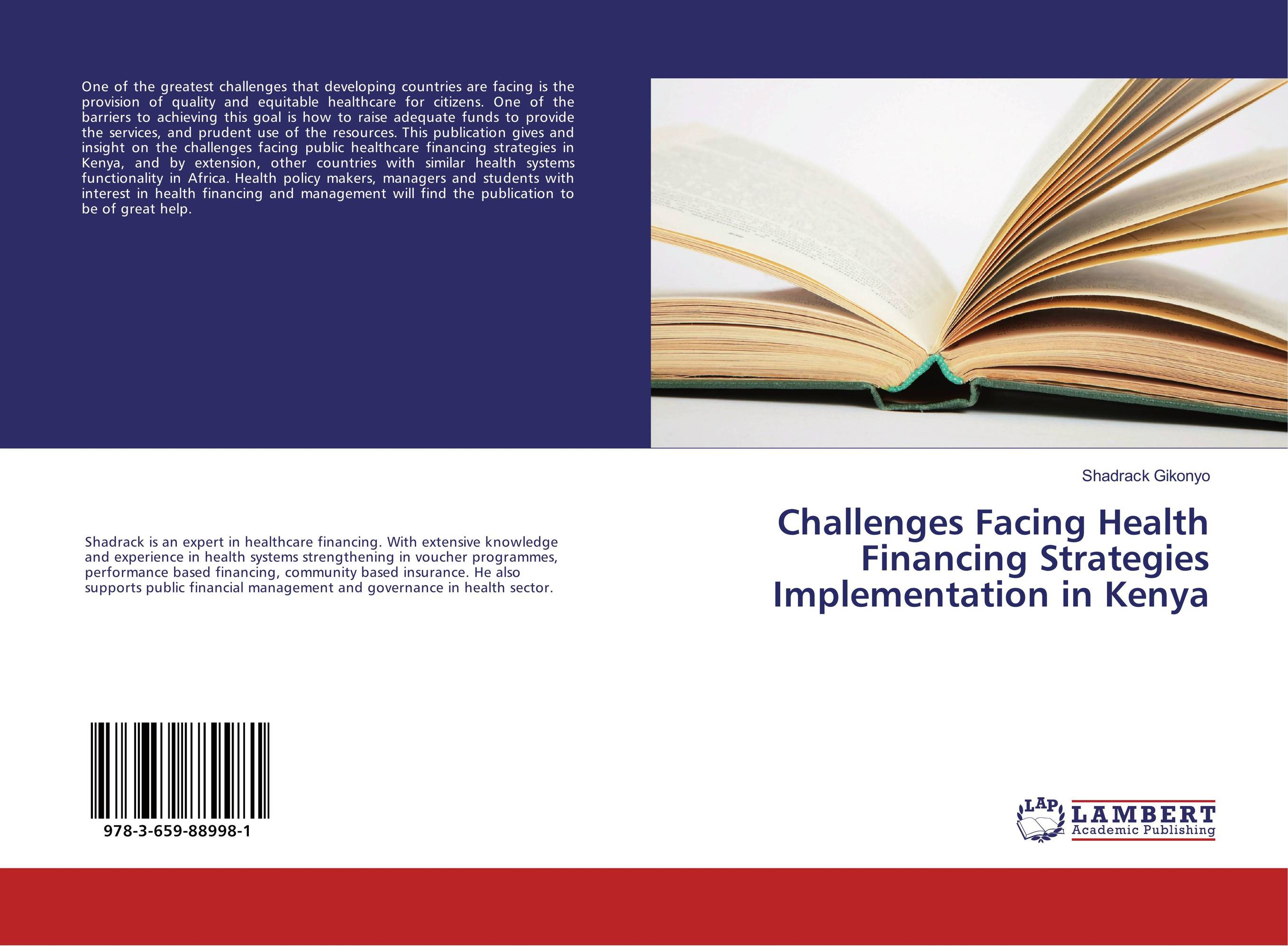 Challenges Facing Health Financing Strategies Implementation in Kenya point systems migration policy and international students flow