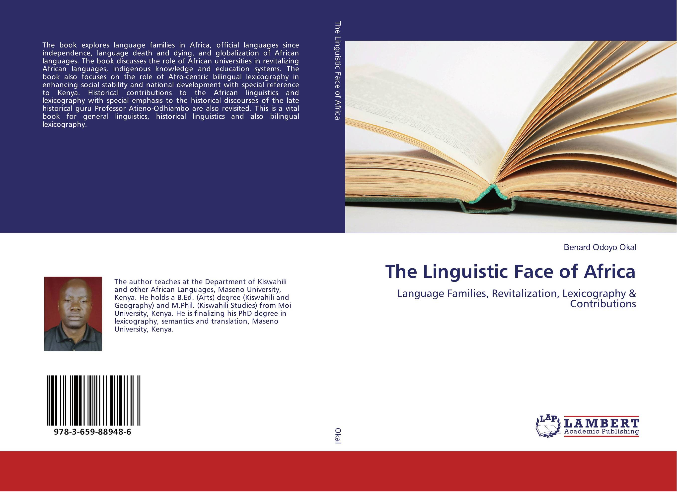 The Linguistic Face of Africa inclusive education in kenya perspectives of special educators