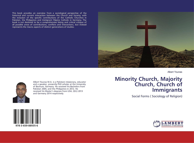 Minority Church, Majority Church, Church of Immigrants