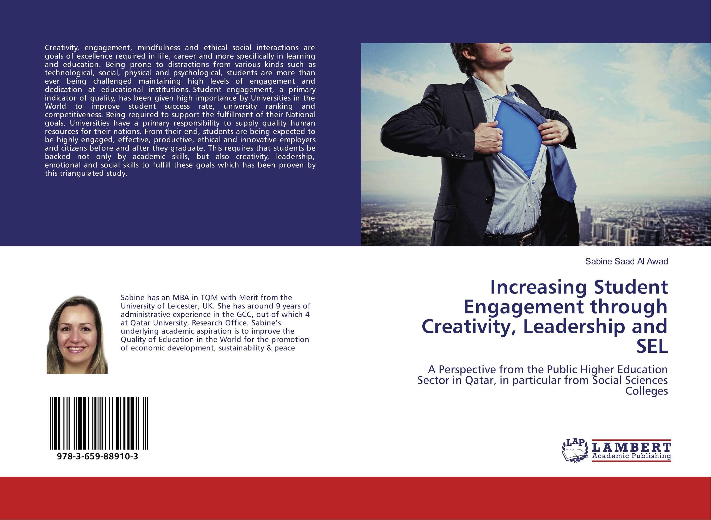 Increasing Student Engagement through Creativity, Leadership and SEL pamela mccauley bush transforming your stem career through leadership and innovation