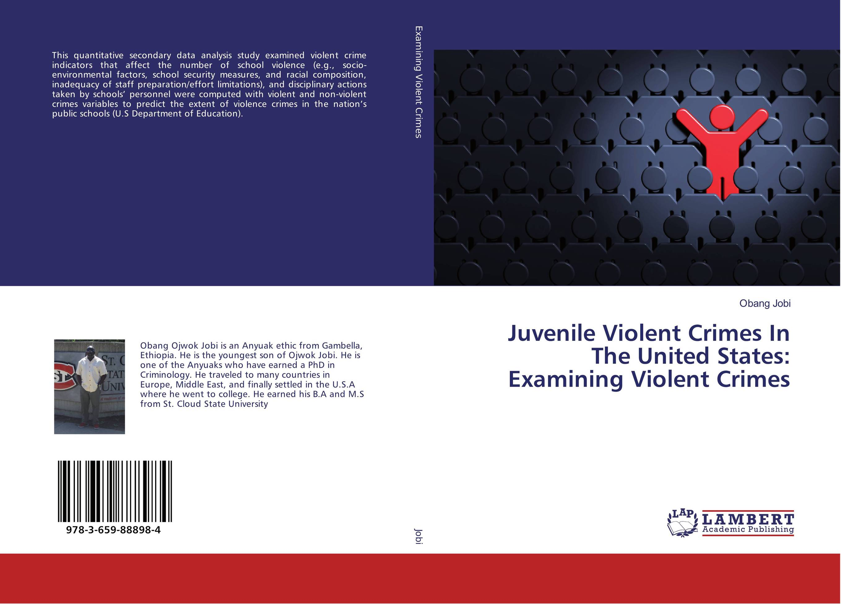 the unfair policy on juvenile crime in the united states Juvenile justice in the united states, juveniles involved with the law are treated differently from adults however, this has not always been the case.