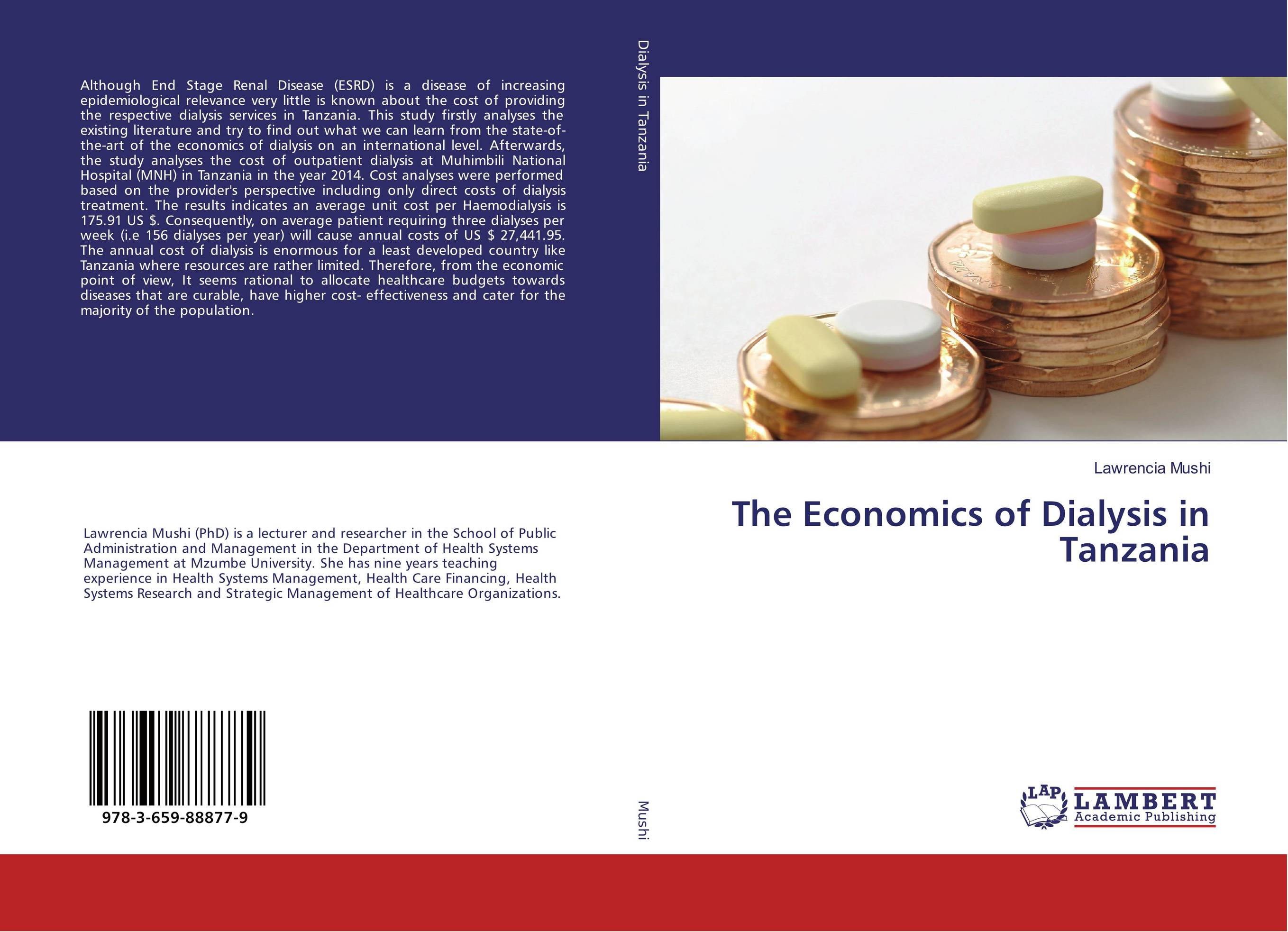 The Economics of Dialysis in Tanzania handbook of international economics 3