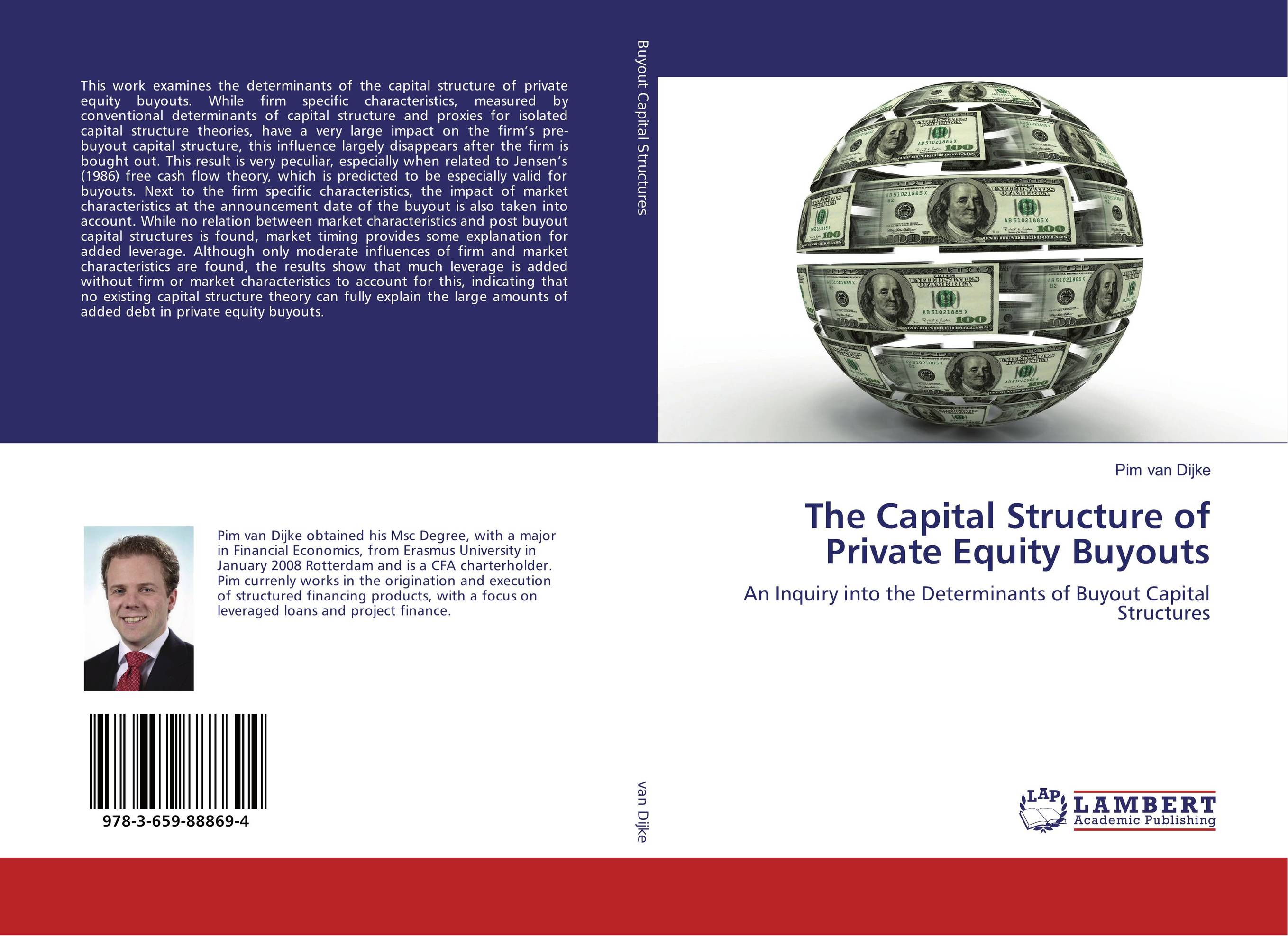 The Capital Structure of Private Equity Buyouts some postpartum characteristics of rabbit doe