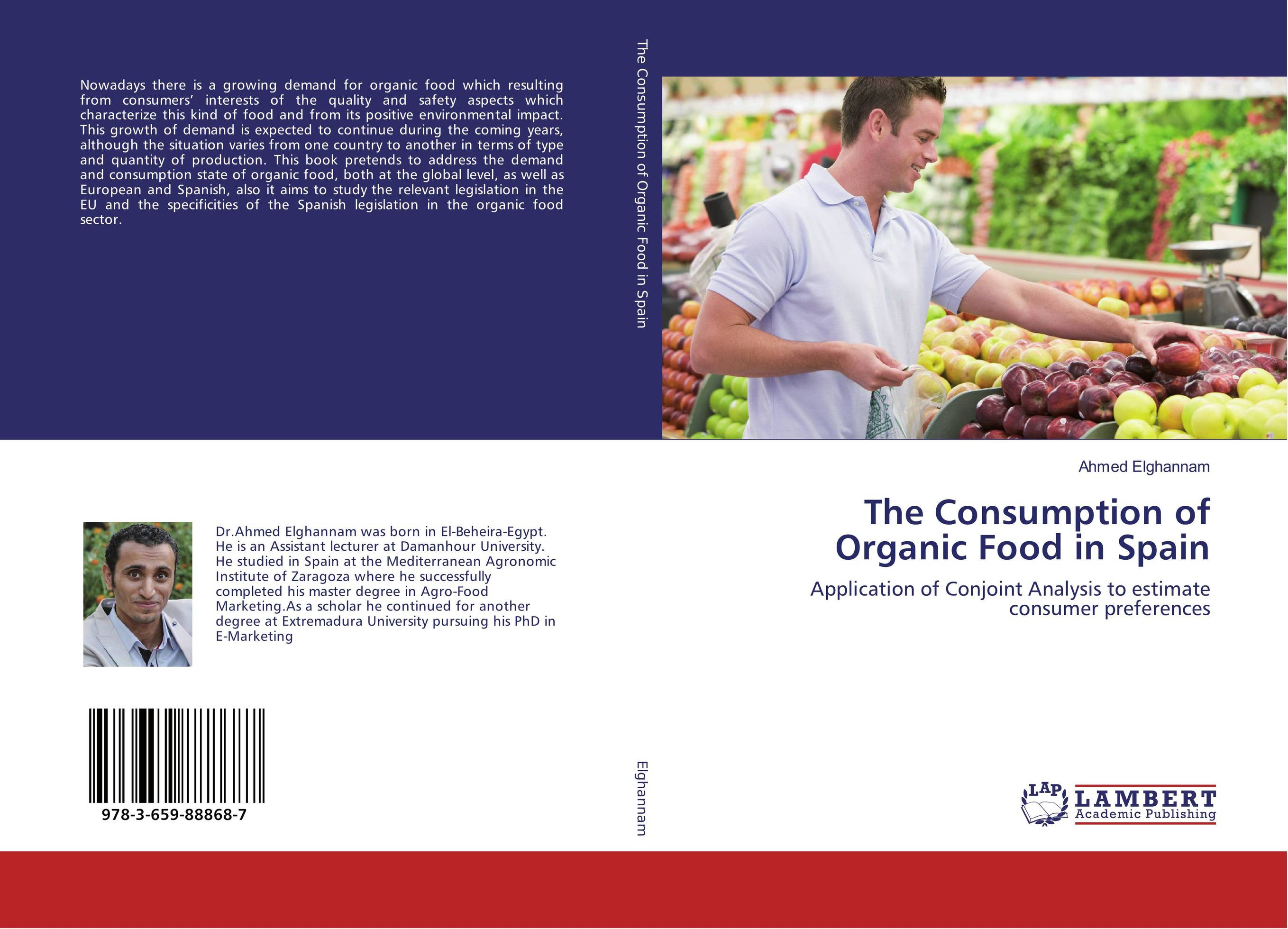 The Consumption of Organic Food in Spain