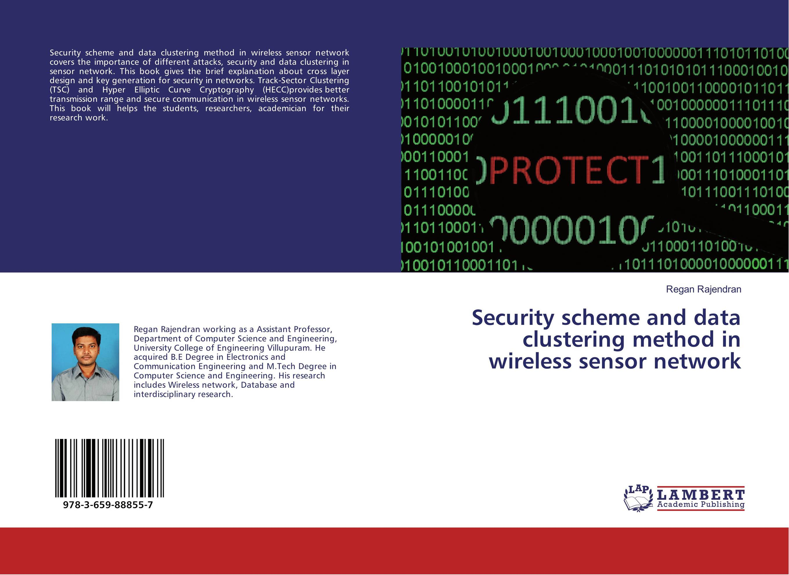 Security scheme and data clustering method in wireless sensor network garnitura philips shm 7110 00 26042561