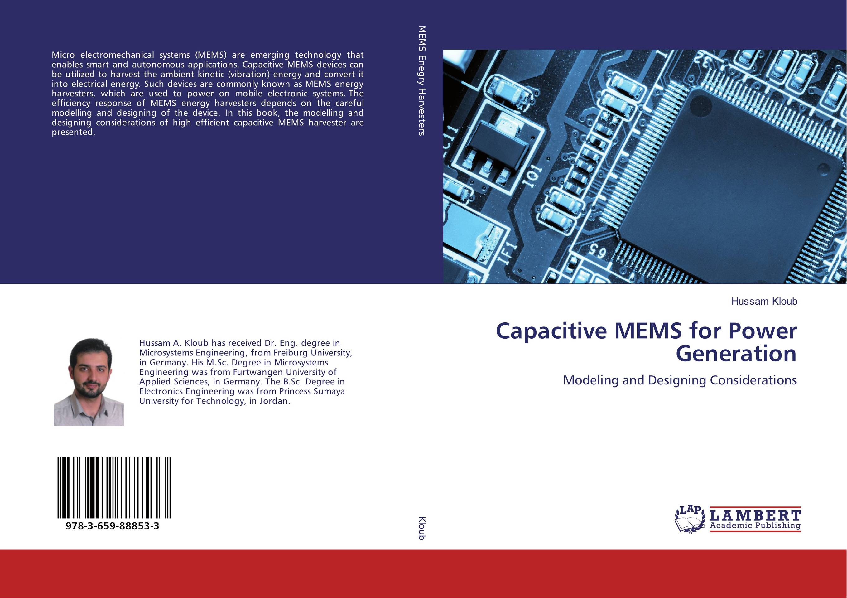 Capacitive MEMS for Power Generation designing gestural interfaces touchscreens and interactive devices