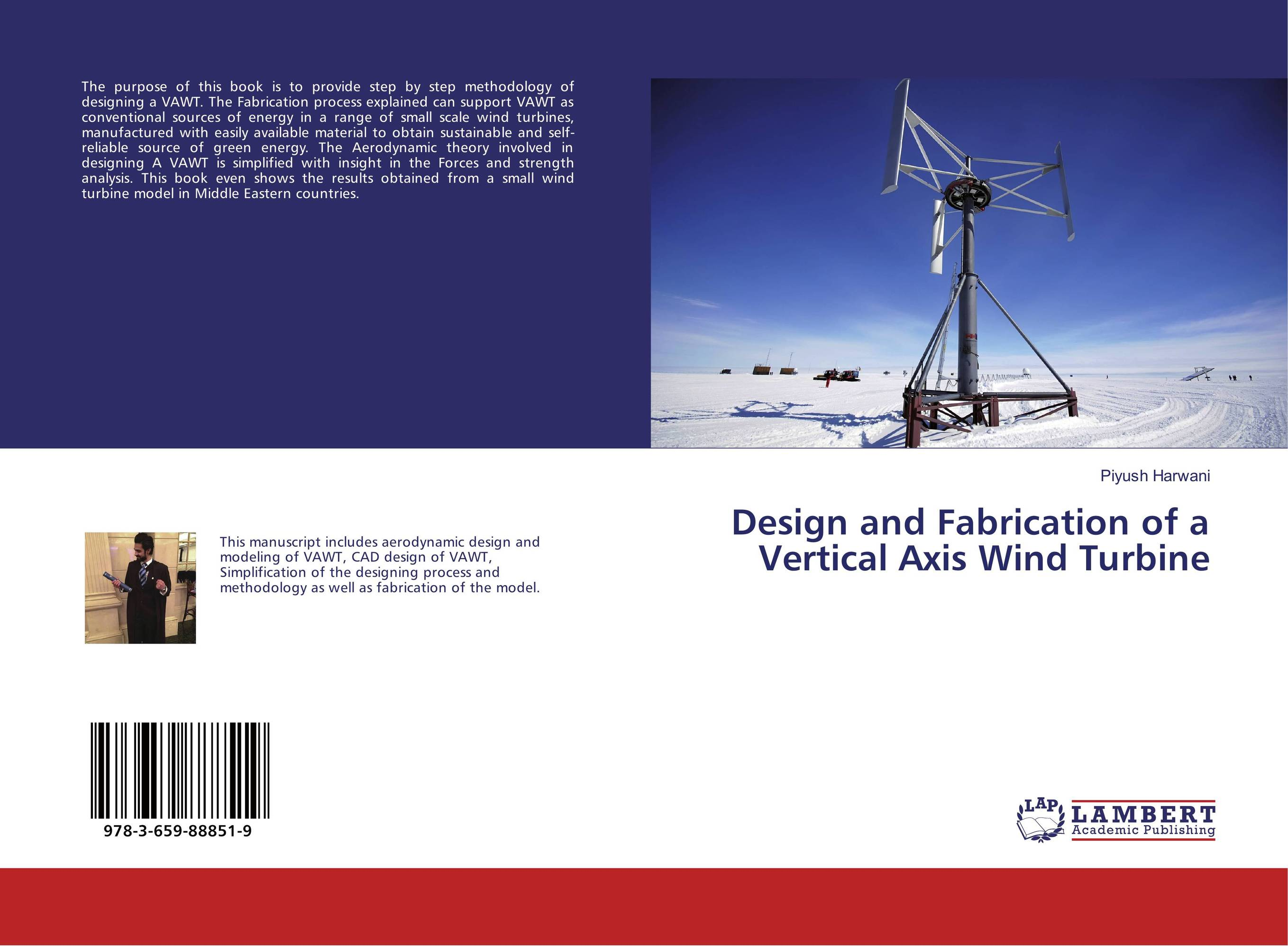 Design and Fabrication of a Vertical Axis Wind Turbine ароматизатор aroma wind 002 a