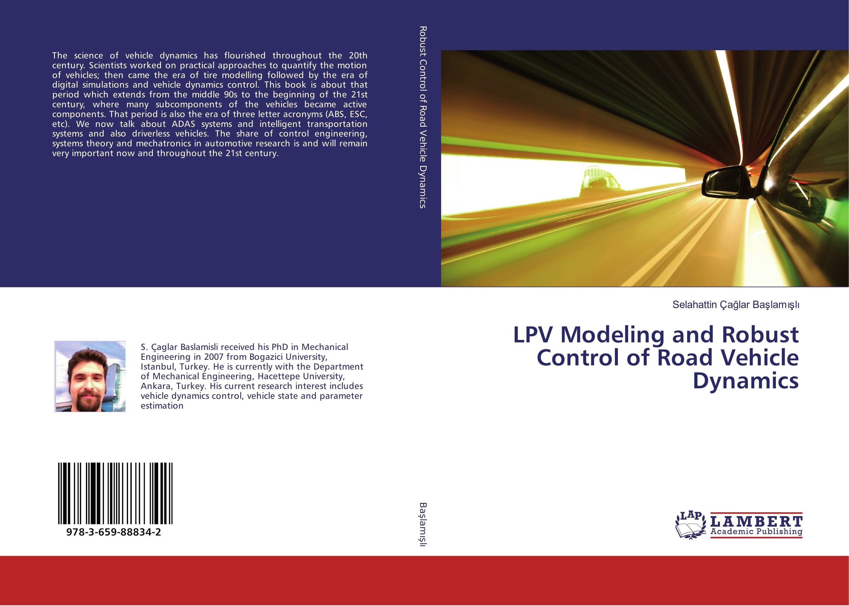LPV Modeling and Robust Control of Road Vehicle Dynamics