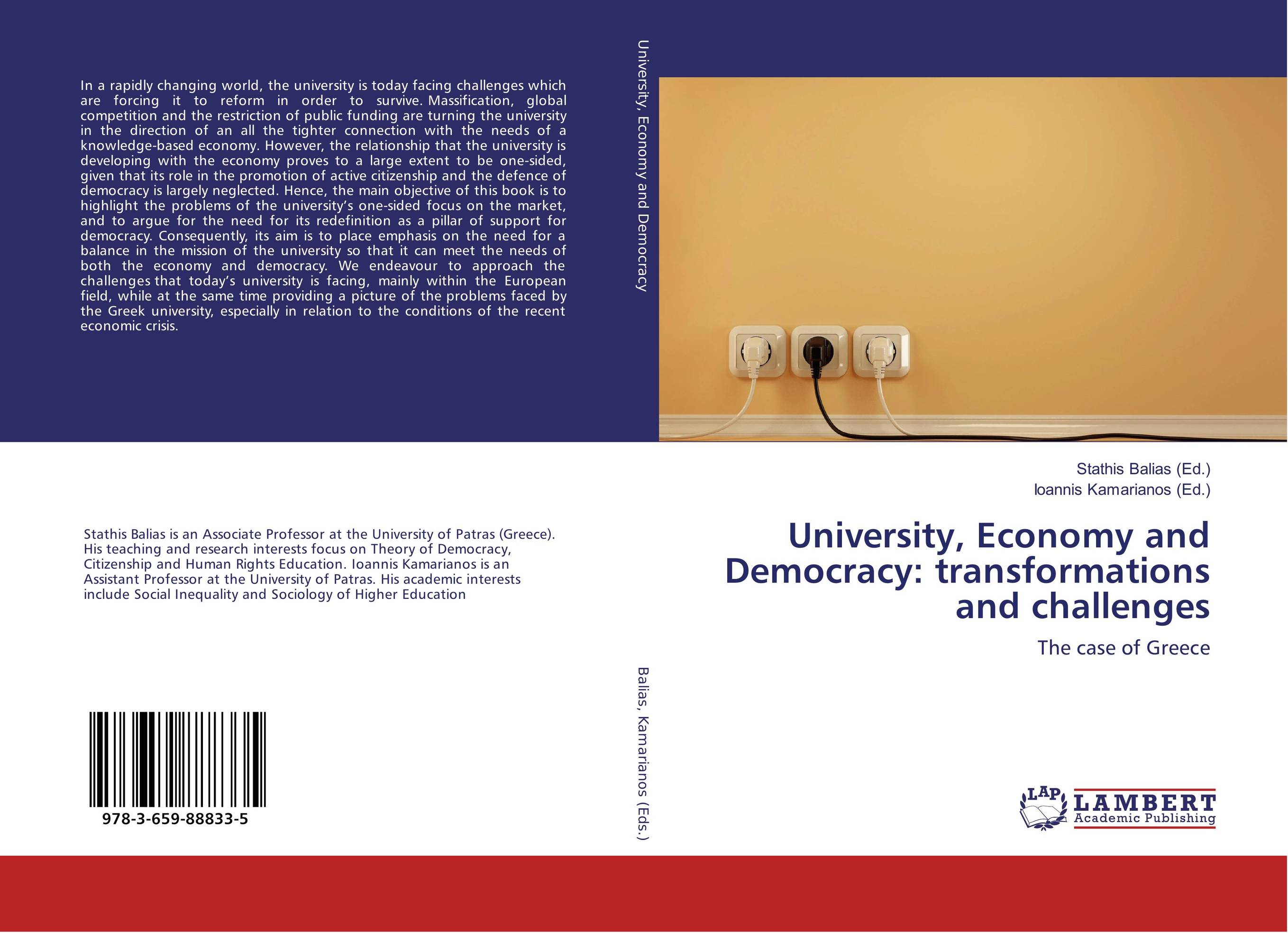 University, Economy and Democracy: transformations and challenges democracy in america nce