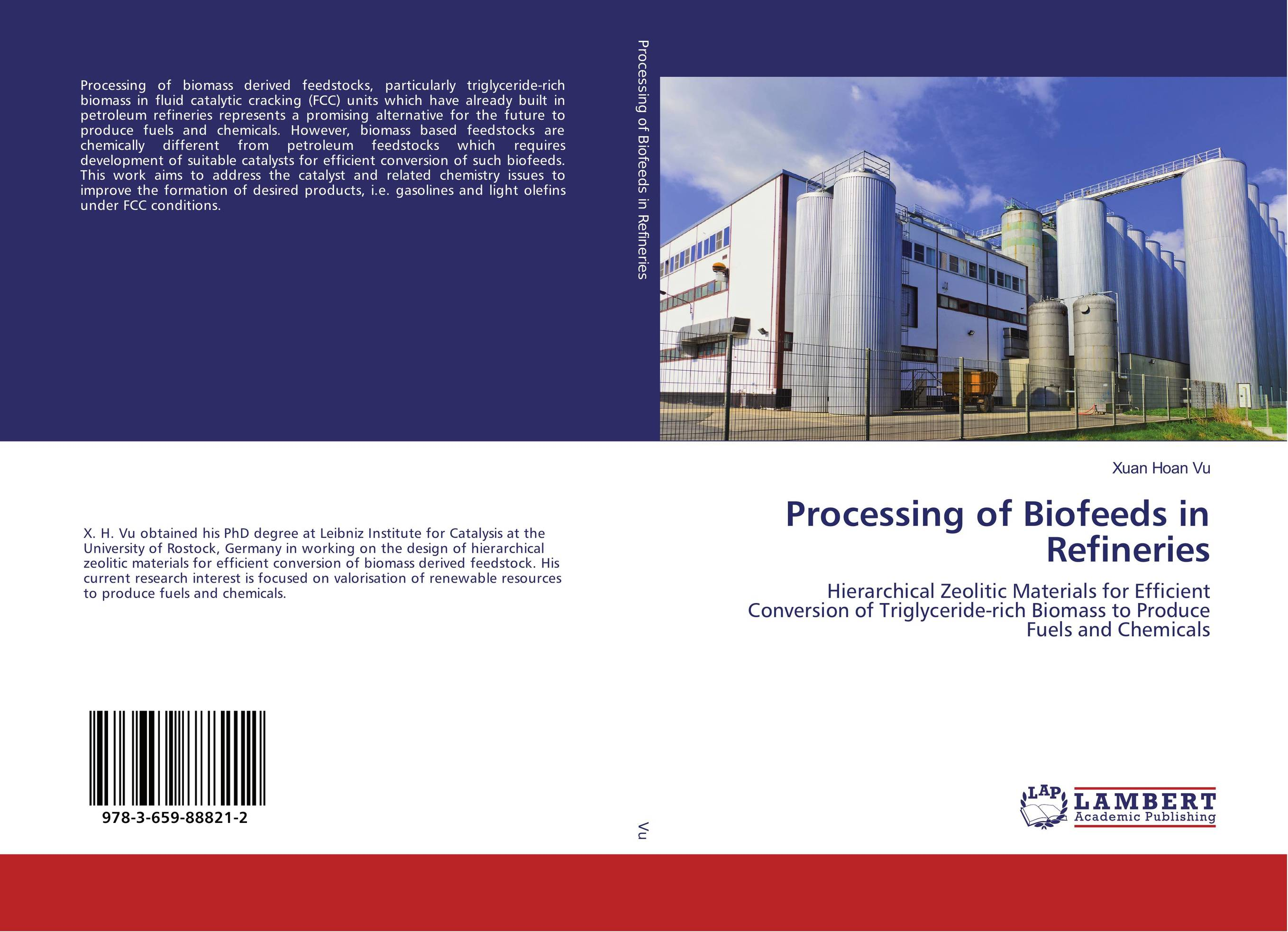 Processing of Biofeeds in Refineries a a antonopoulos biotechnological advances in processing municipal wastes for fuels and chemicals
