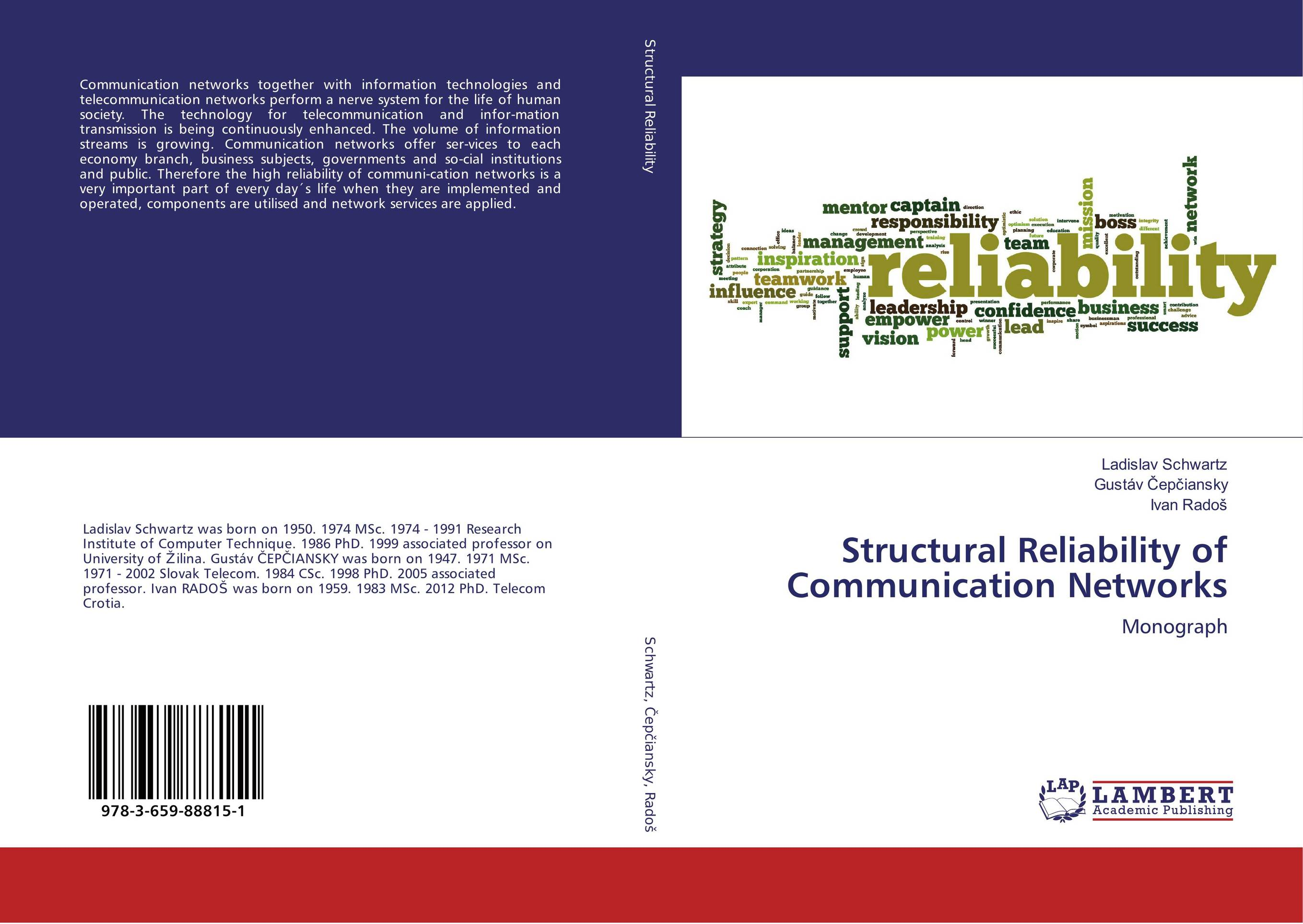 Structural Reliability of Communication Networks