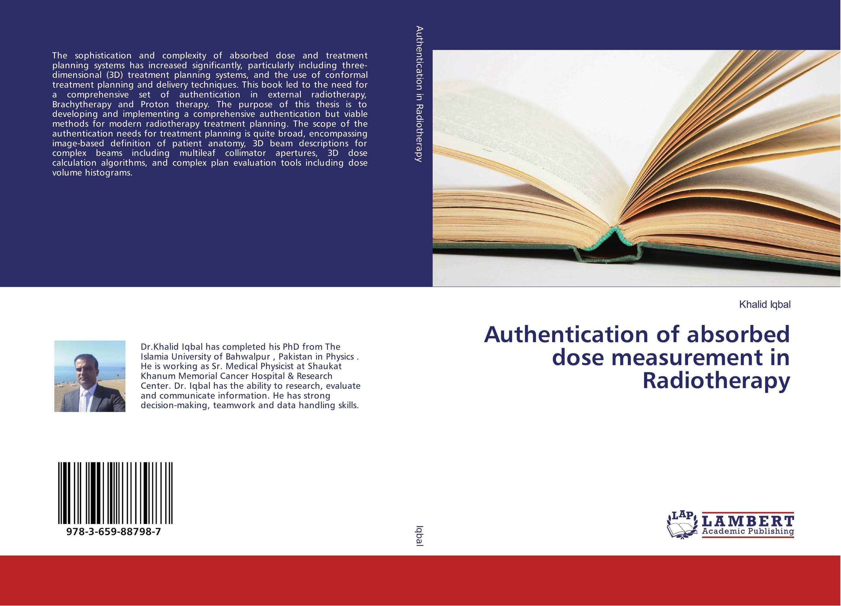 Authentication of absorbed dose measurement in Radiotherapy monte carlo techniques for electron radiotherapy