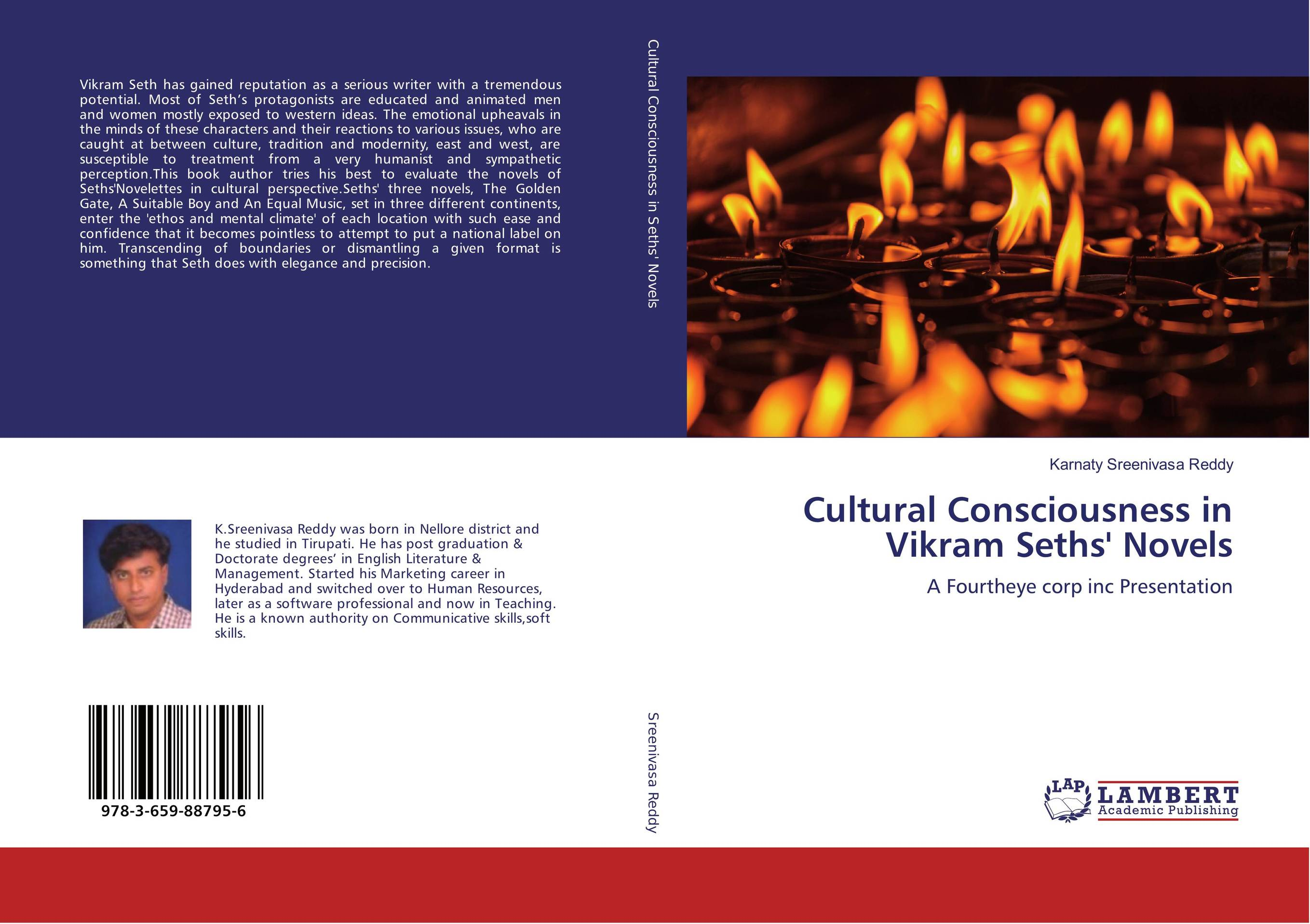 Cultural Consciousness in Vikram Seths' Novels vikram seth a suitable boy