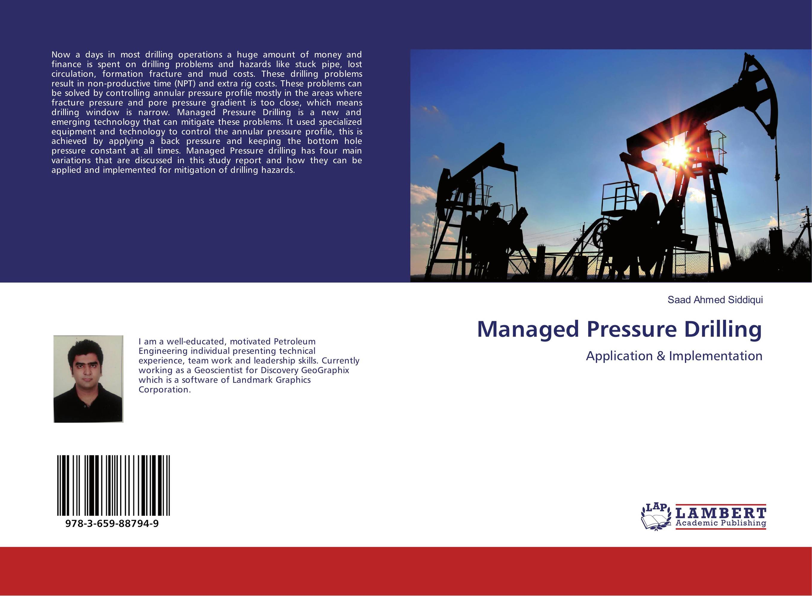 Фото Managed Pressure Drilling finance and investments