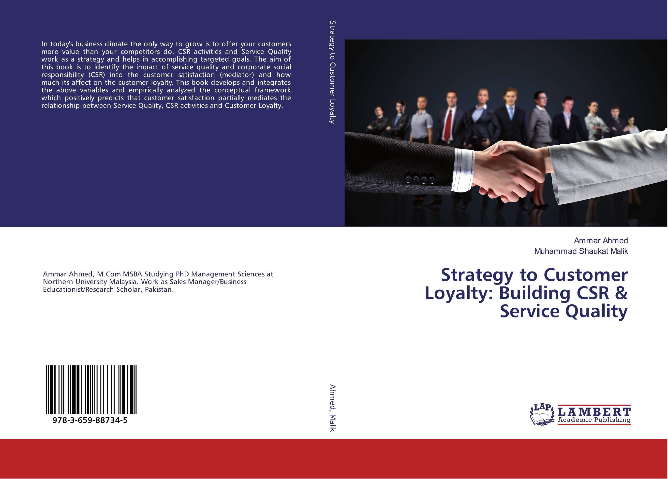 Strategy to Customer Loyalty: Building CSR & Service Quality adding customer value through effective distribution strategy