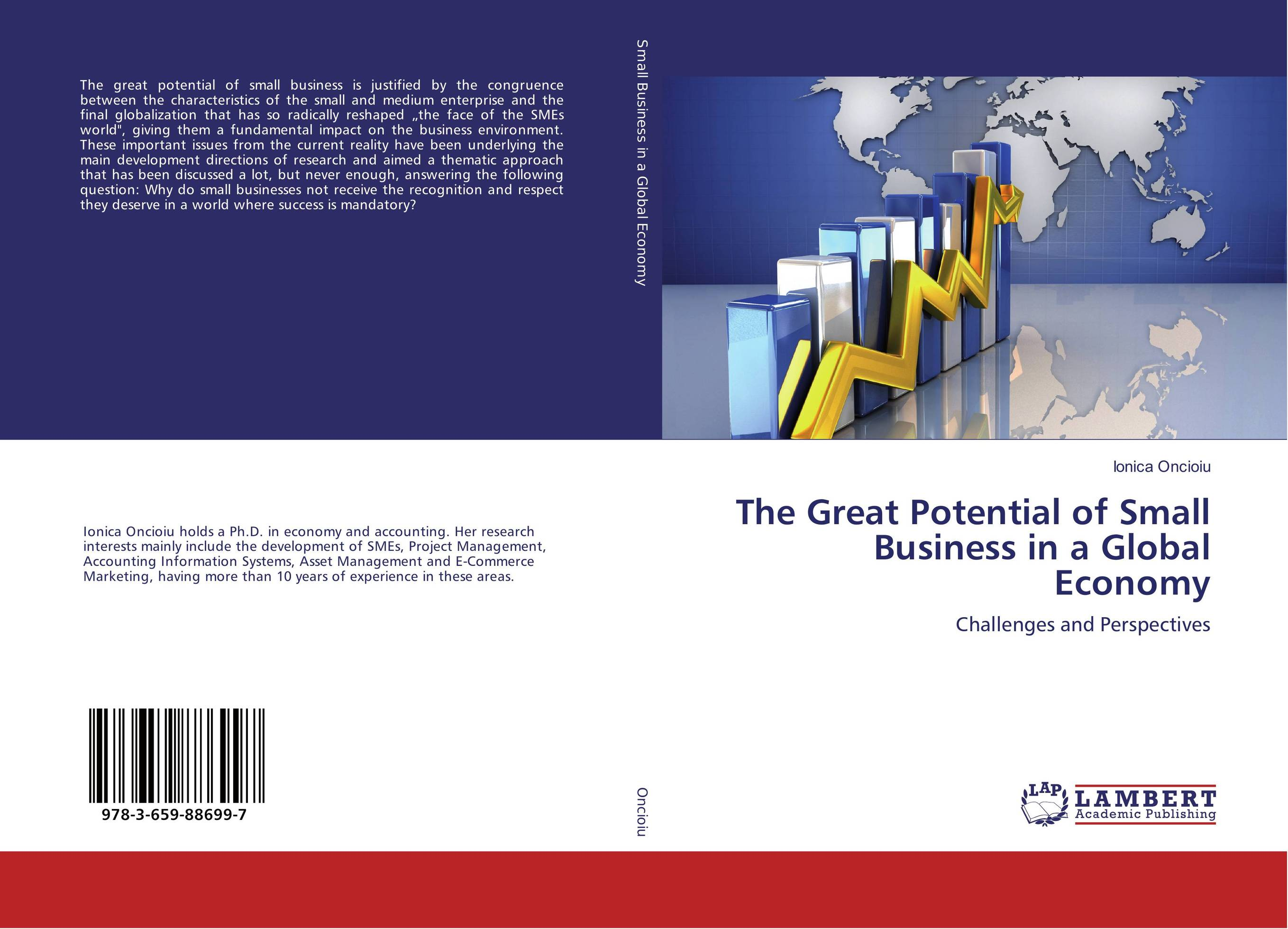 The Great Potential of Small Business in a Global Economy xuan liu time consistency of optimal policy in a small open economy