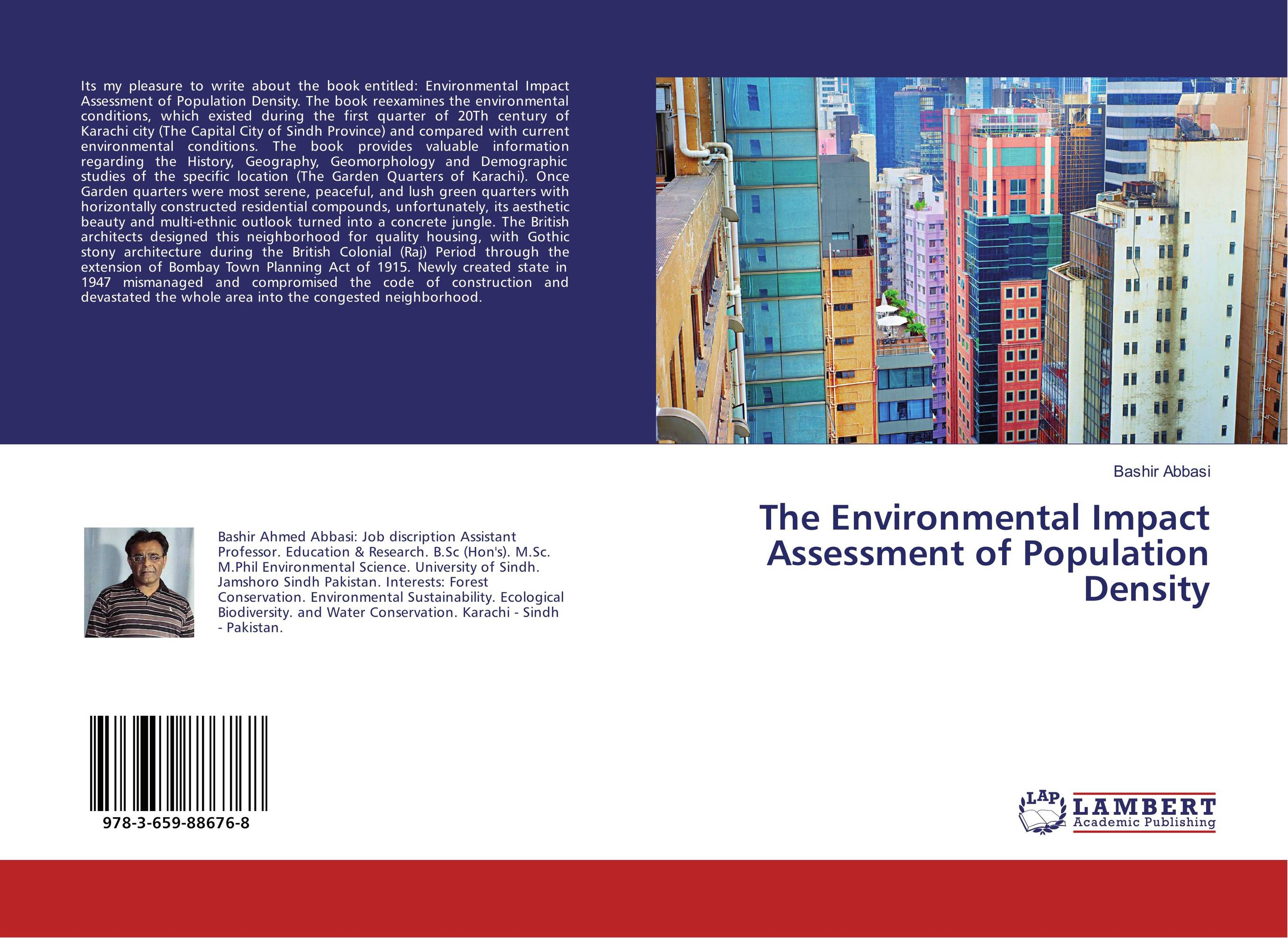 The Environmental Impact Assessment of Population Density environmental impact of resettlement