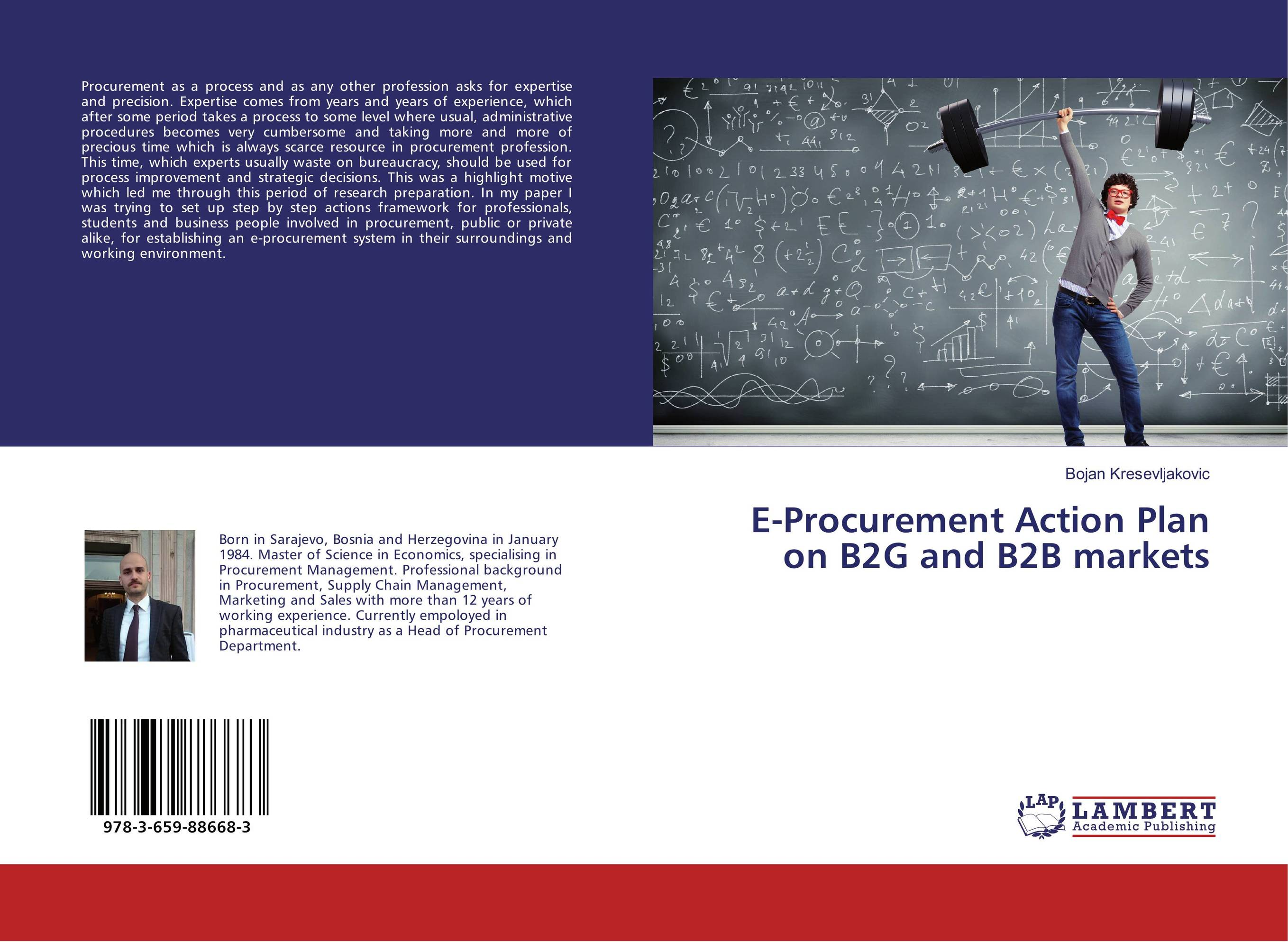 E-Procurement Action Plan on B2G and B2B markets more of me