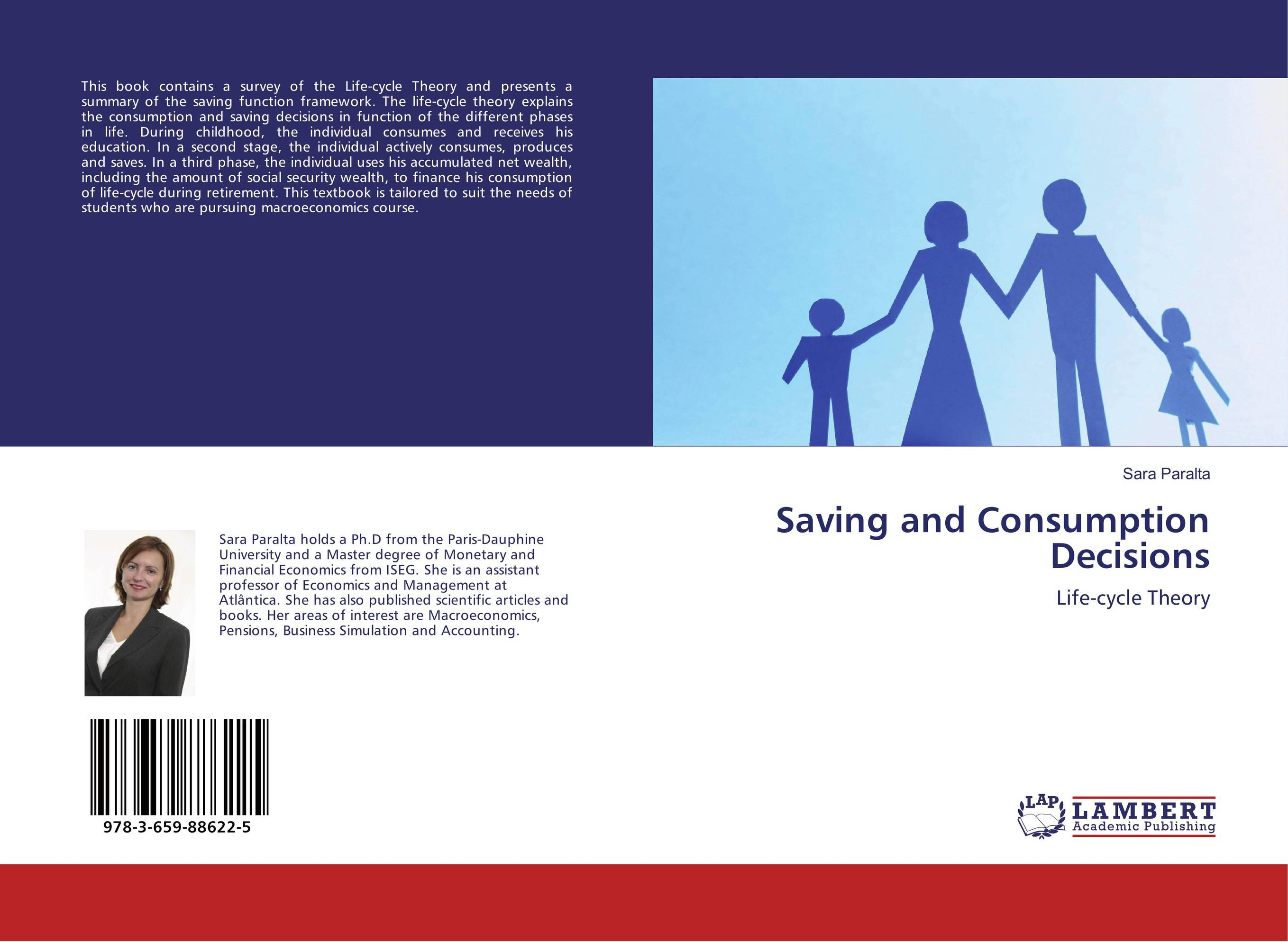 Saving and Consumption Decisions course enrollment decisions