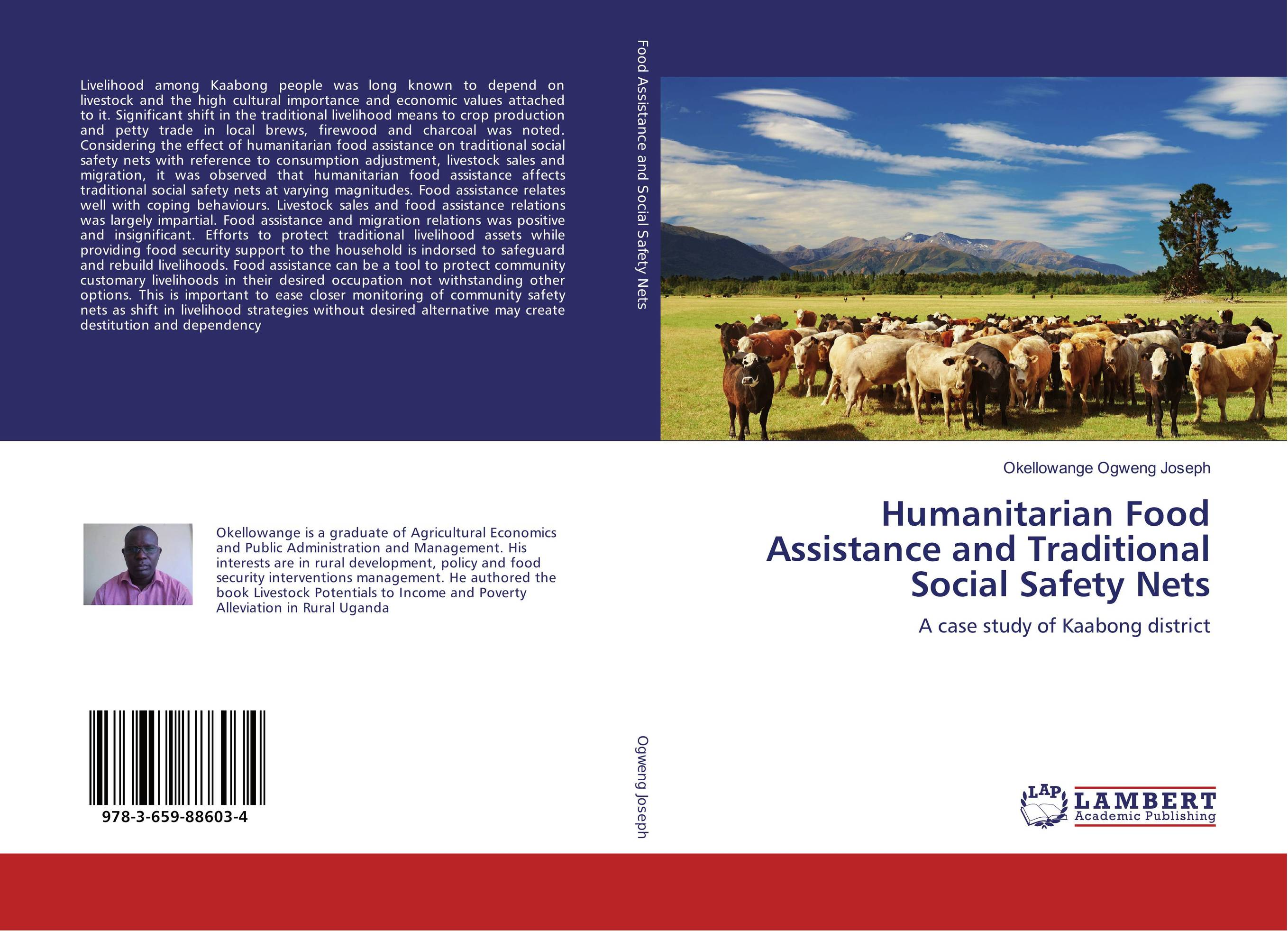 Humanitarian Food Assistance and Traditional Social Safety Nets