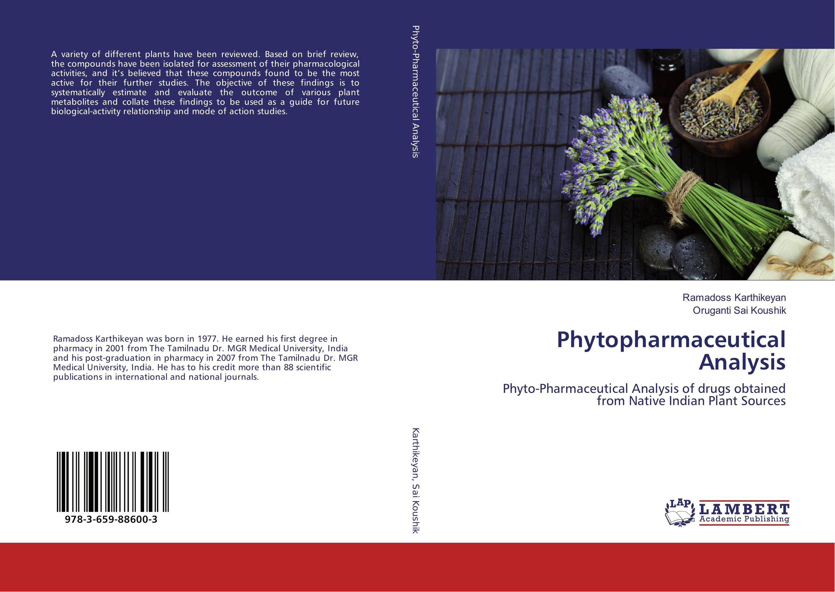 Phytopharmaceutical Analysis