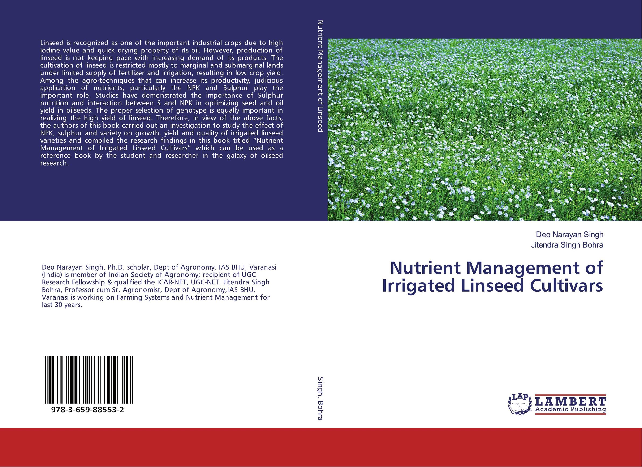 Nutrient Management of Irrigated Linseed Cultivars oil separator integrates well the different techniques of oil separation in the design of its products