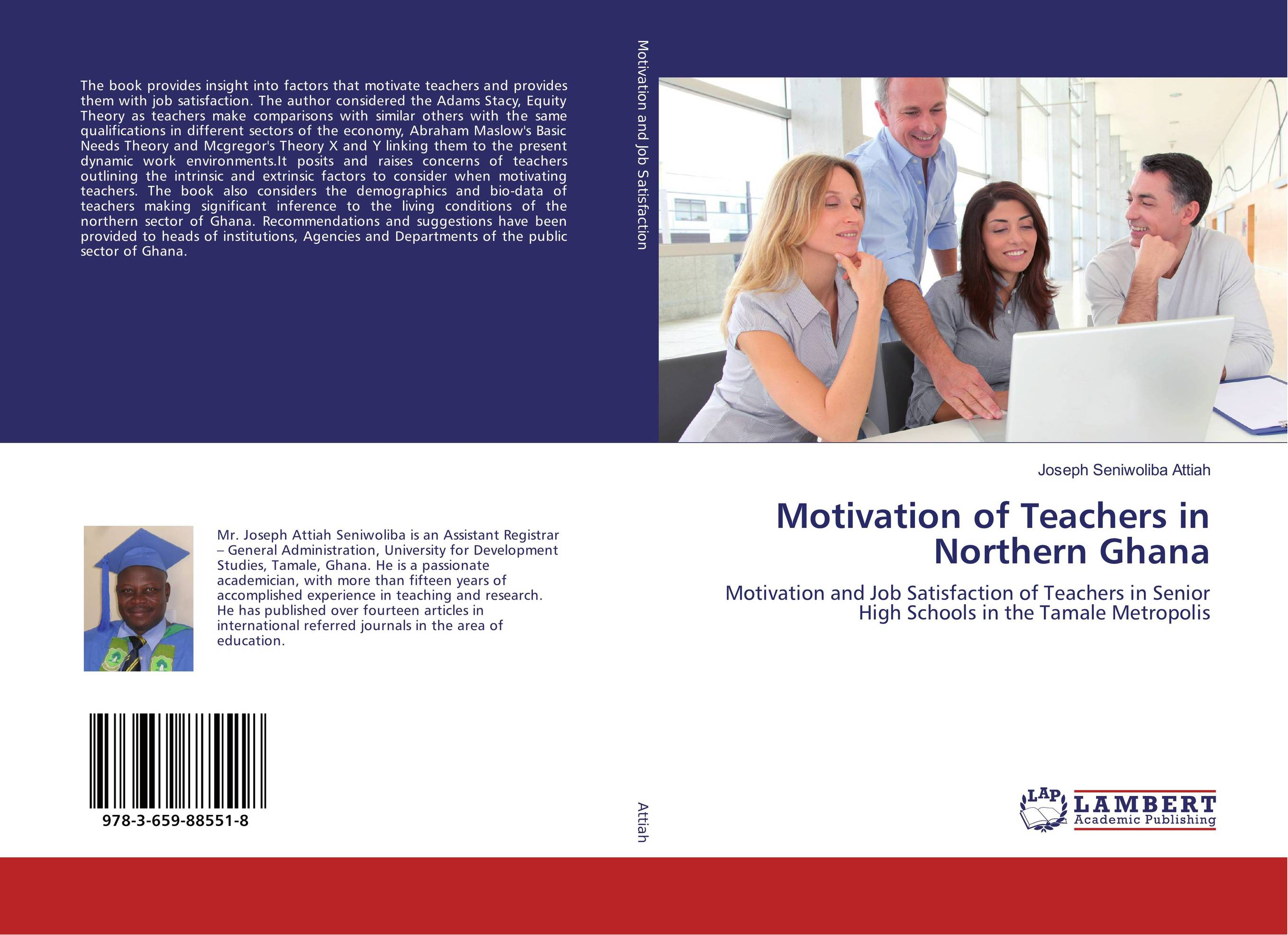 Motivation of Teachers in Northern Ghana critical success criteria for public housing project delivery in ghana