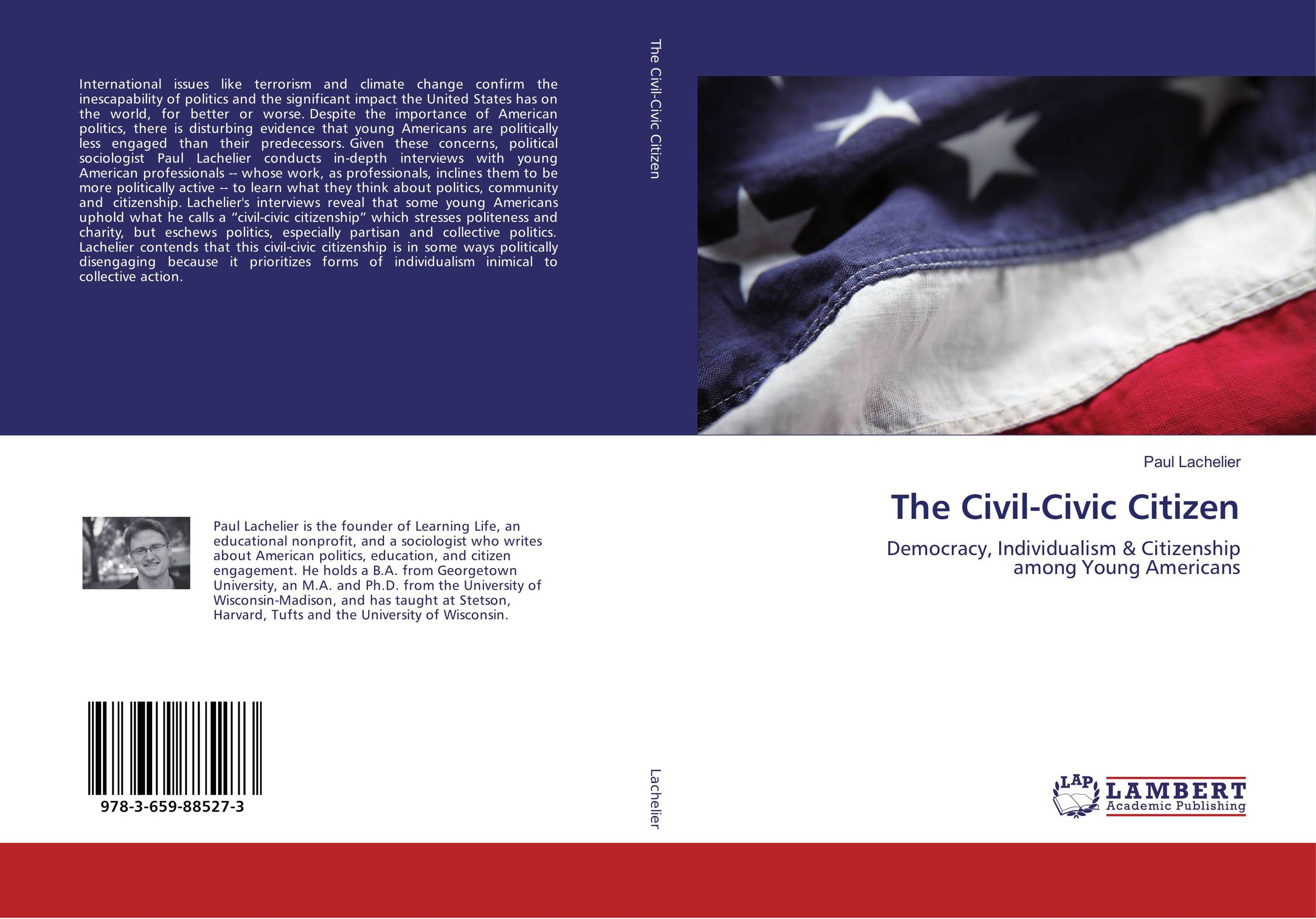 The Civil-Civic Citizen what s wrong with climate politics and how to fix it