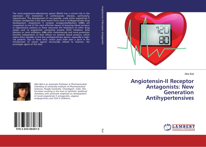 Angiotensin-II Receptor Antagonists: New Generation Antihypertensives 2 adrenergic receptor gene polymorphisms in hypertensive patients