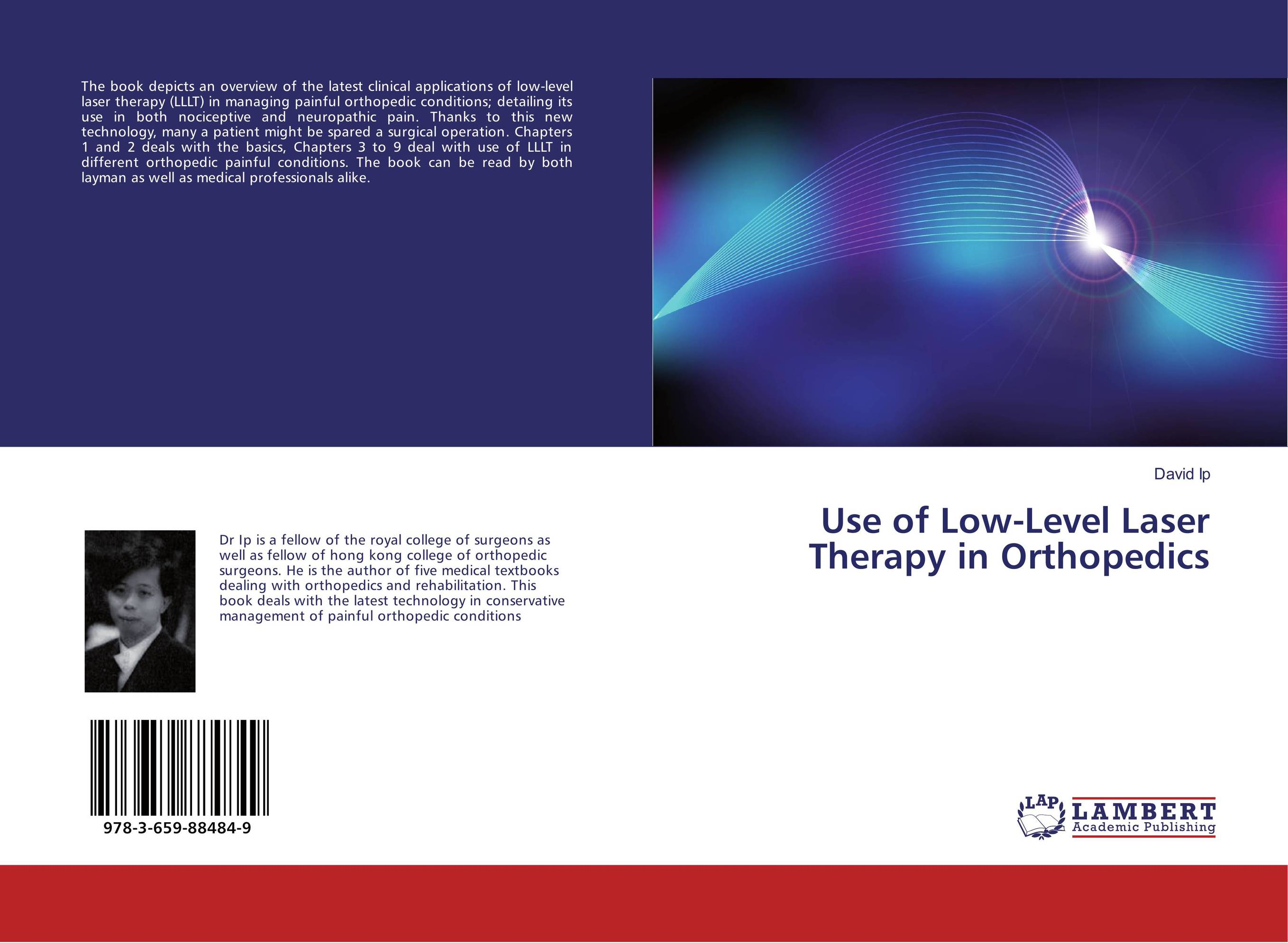 Use of Low-Level Laser Therapy in Orthopedics new rhinitis therapy massage hay fever low frequency pulse and laser therapy instrument rhinitis treatment instrument