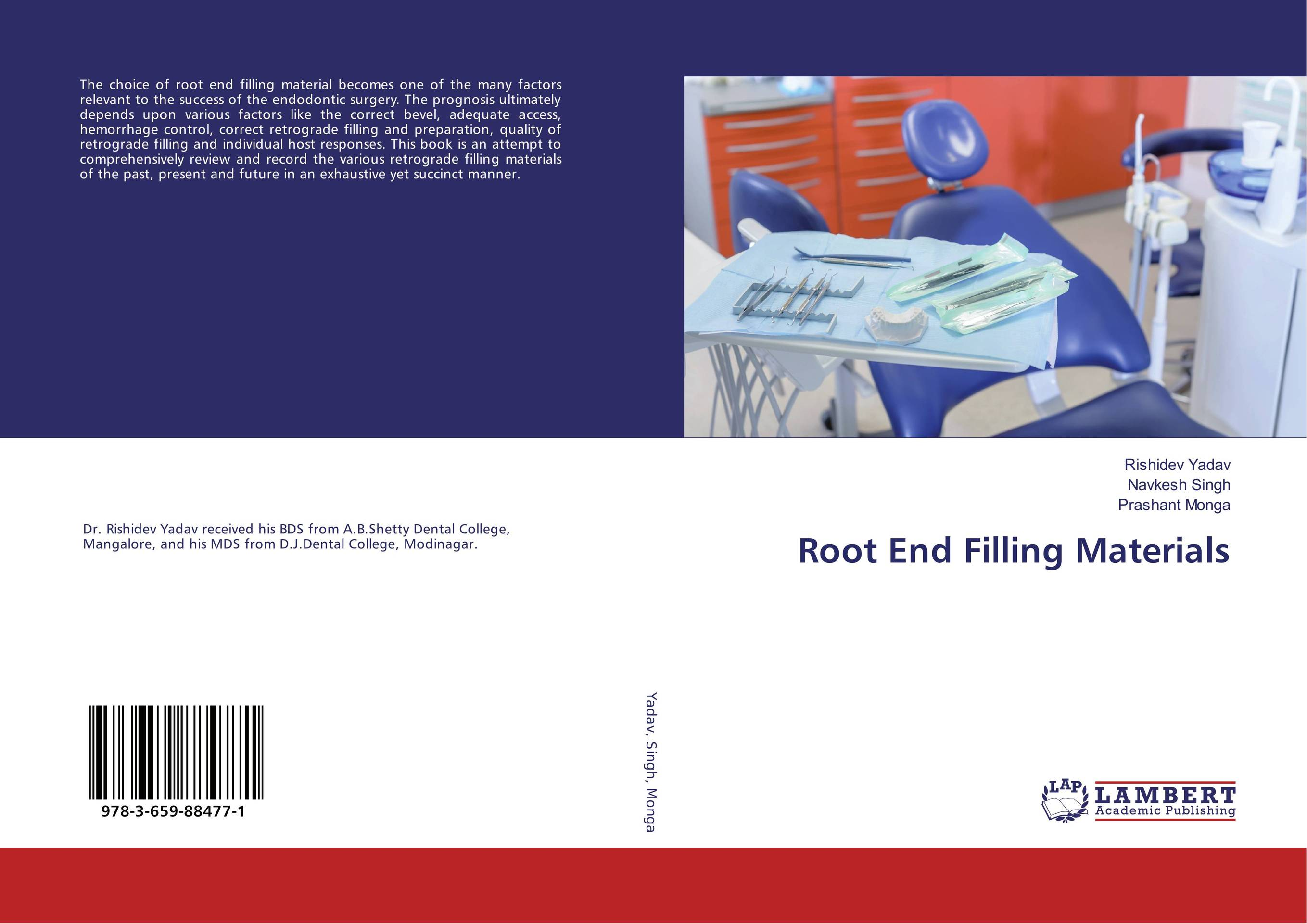 Root End Filling Materials the teeth with root canal students to practice root canal preparation and filling actually