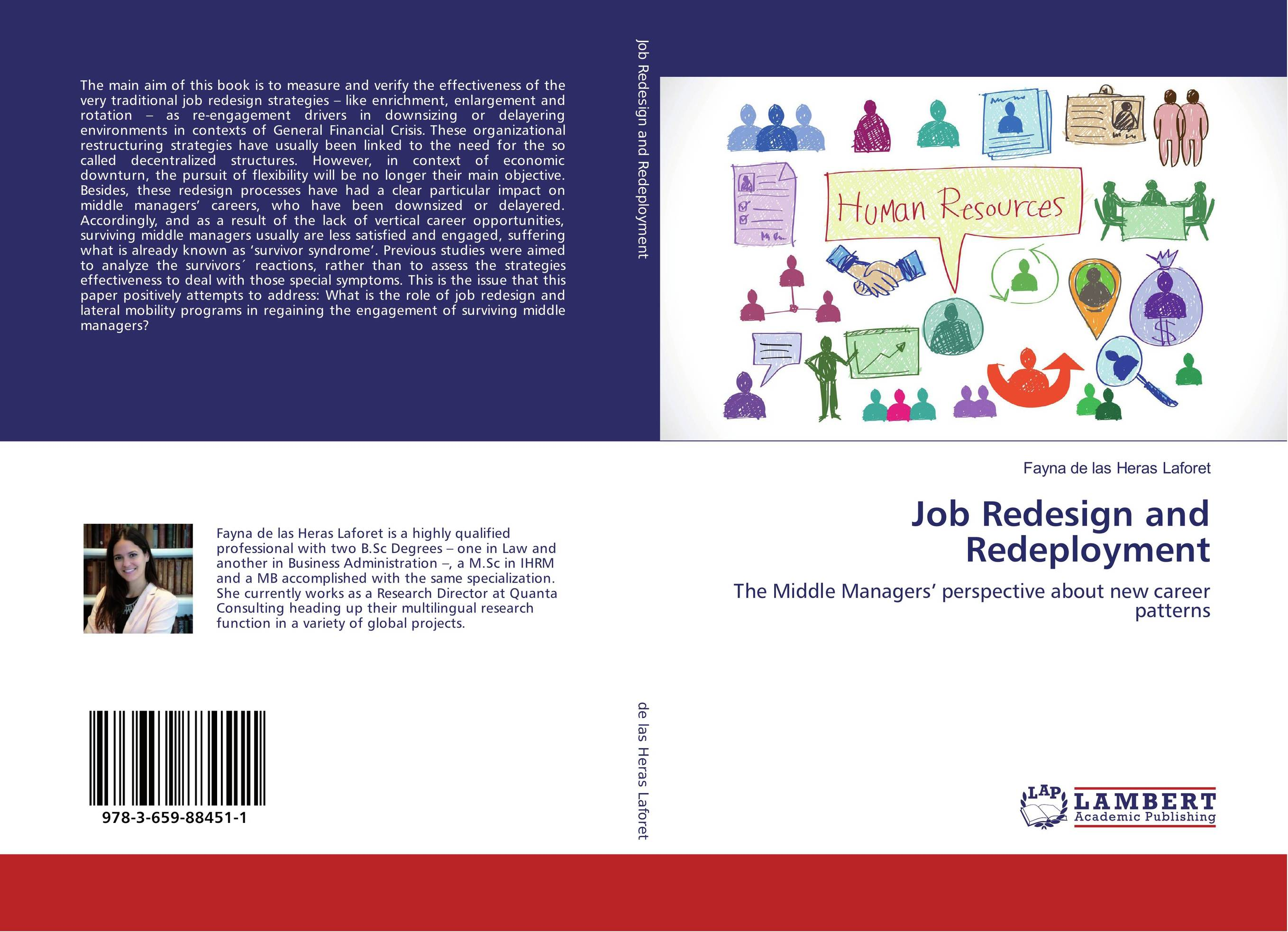 Job Redesign and Redeployment surviving on the job