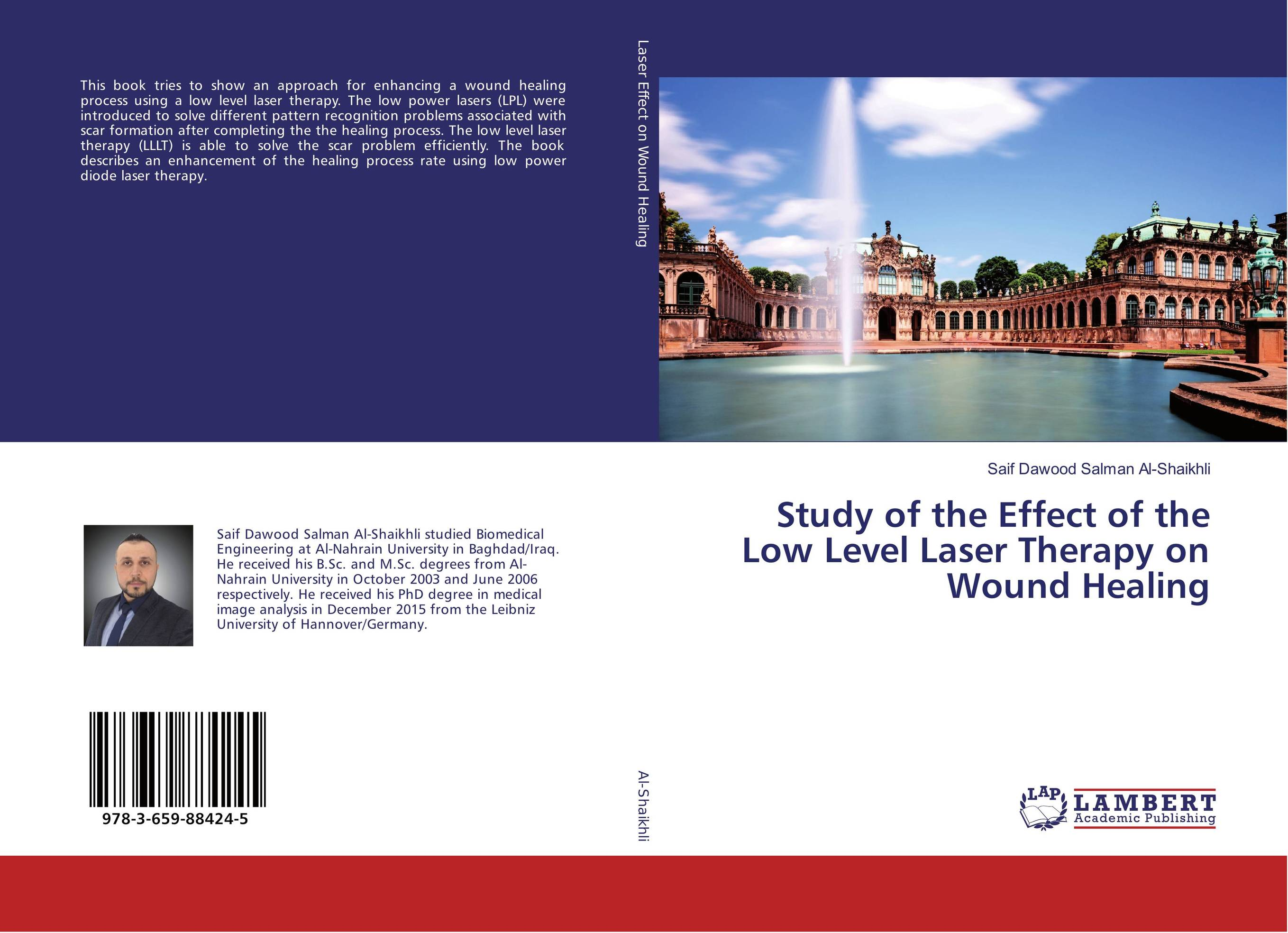 Study of the Effect of the Low Level Laser Therapy on Wound Healing smart infrared laser therapy low level laser physical acupuncture equipment