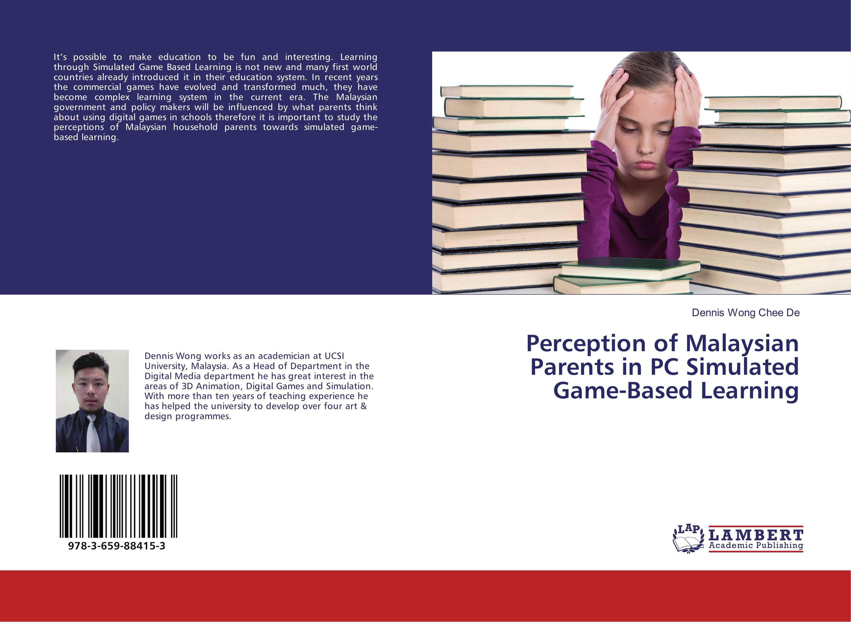 Perception of Malaysian Parents in PC Simulated Game-Based Learning pso based evolutionary learning