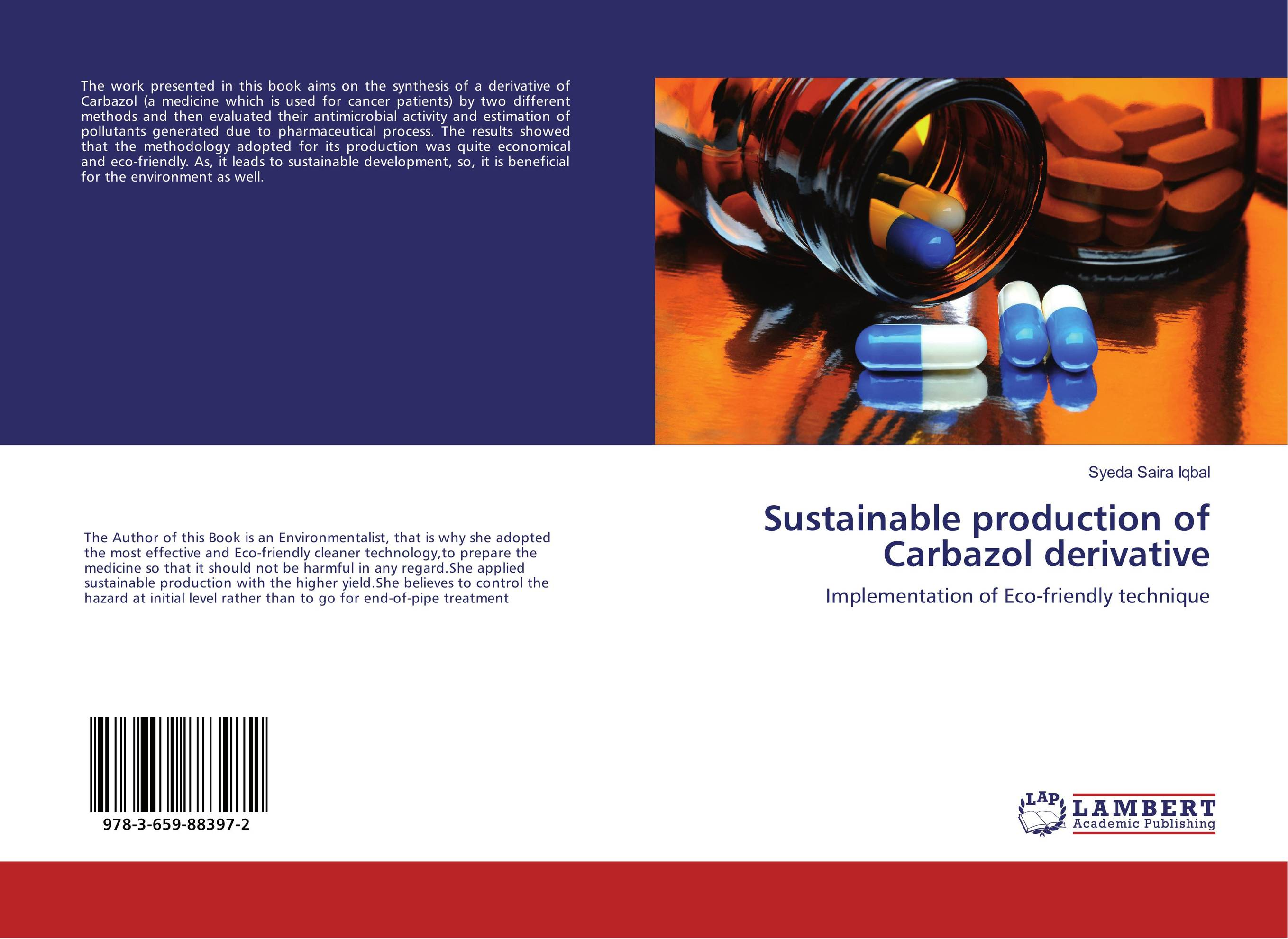 Sustainable production of Carbazol derivative босоножки aldo aldo al028awptp27
