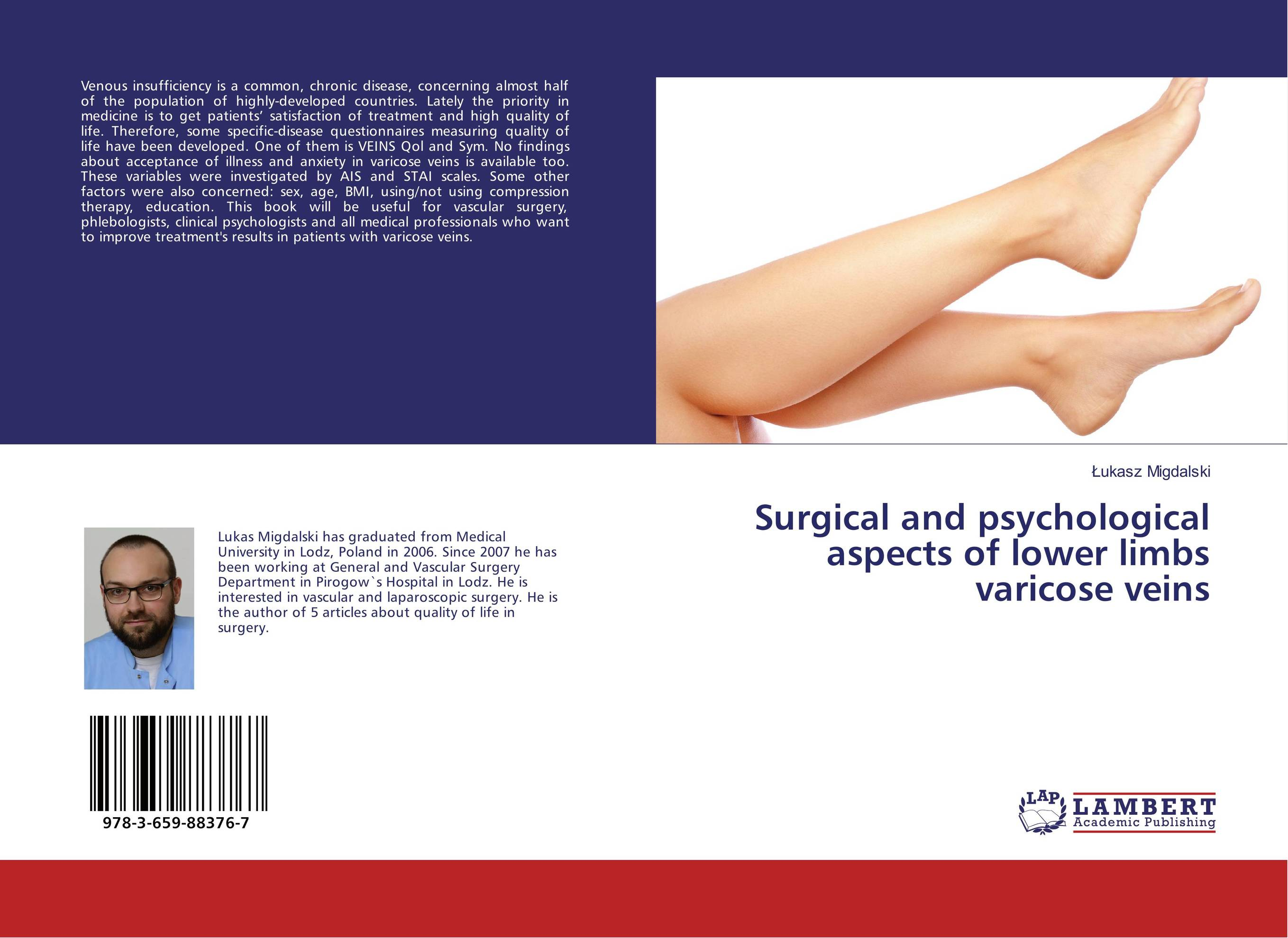 Surgical and psychological aspects of lower limbs varicose veins factors affecting quality of life of patients undergoing hemodialysis