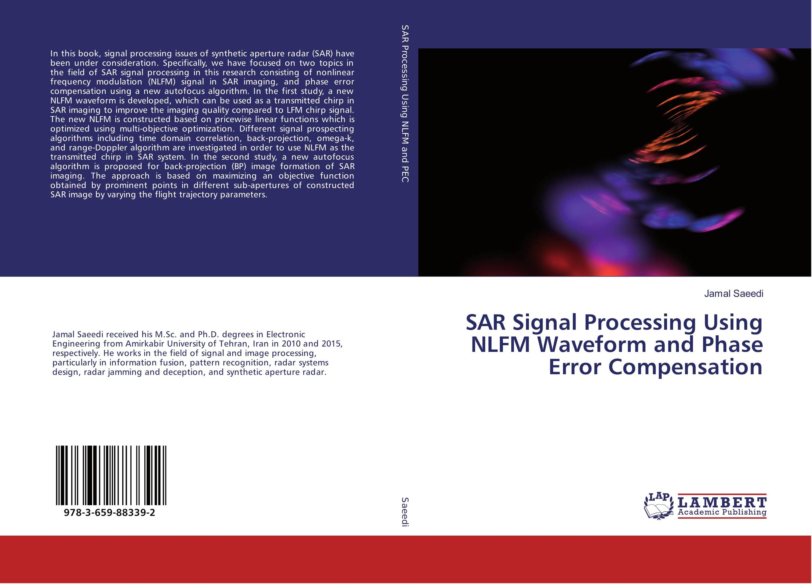 SAR Signal Processing Using NLFM Waveform and Phase Error Compensation novel arylpiperazines as anxiolytic agents synthesis and sar