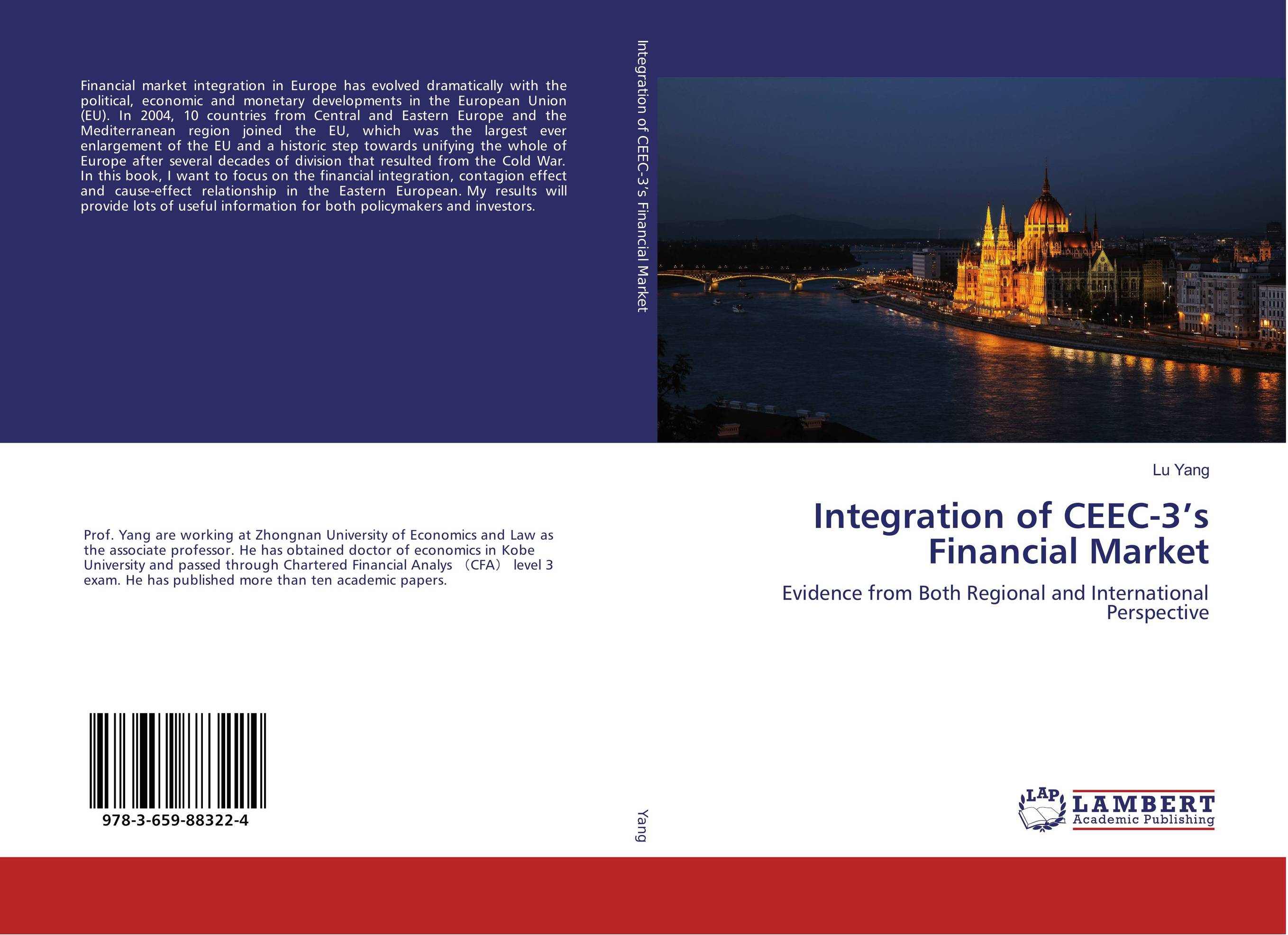 Integration of CEEC-3's Financial Market the integration of industrialized building system ibs with bim